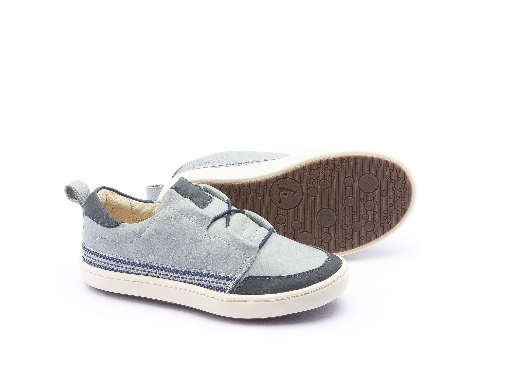 Sneaker Casual Little Ancestral Slate Blue Toddler 2 à 4 anos - 2