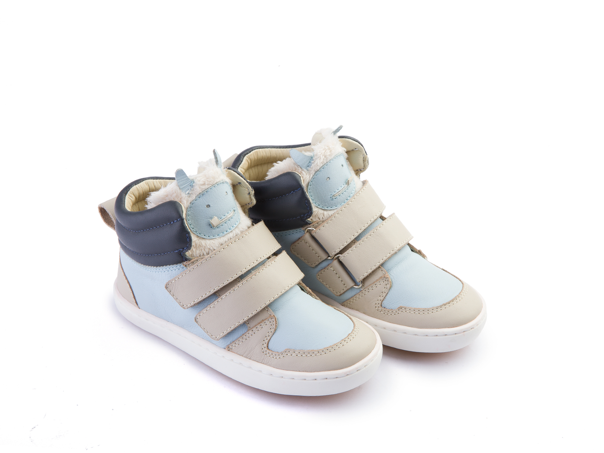 Bota Little Monster Pumice/ Baby Blue Toddler 2 à 4 anos - 0
