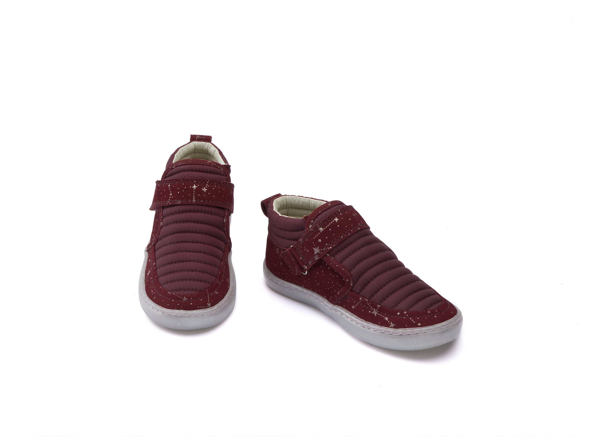 Bota Little Spacesuit Plum Nylon/ Ruby Space Toddler 2 à 4 anos - 2
