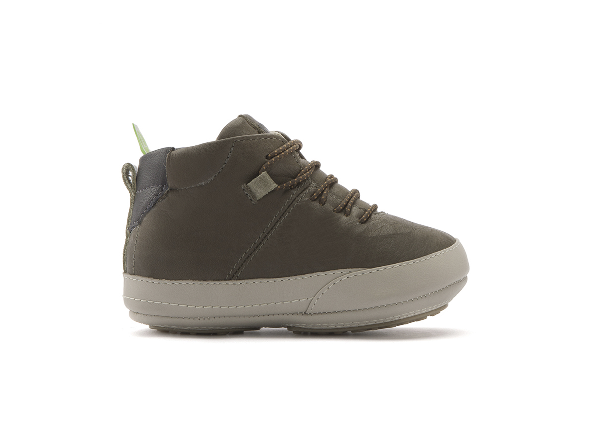 Bota Highlandy Green Crush/ Pumice Baby 0 à 2 anos - 1