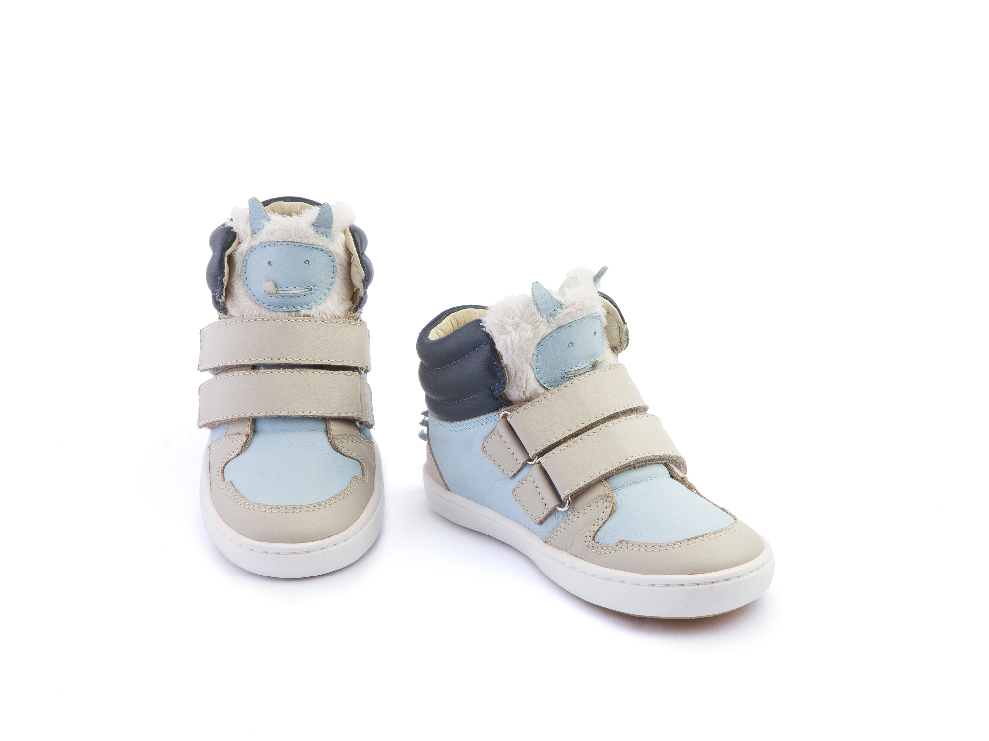 Bota Little Monster Pumice/ Baby Blue Toddler 2 à 4 anos - 1