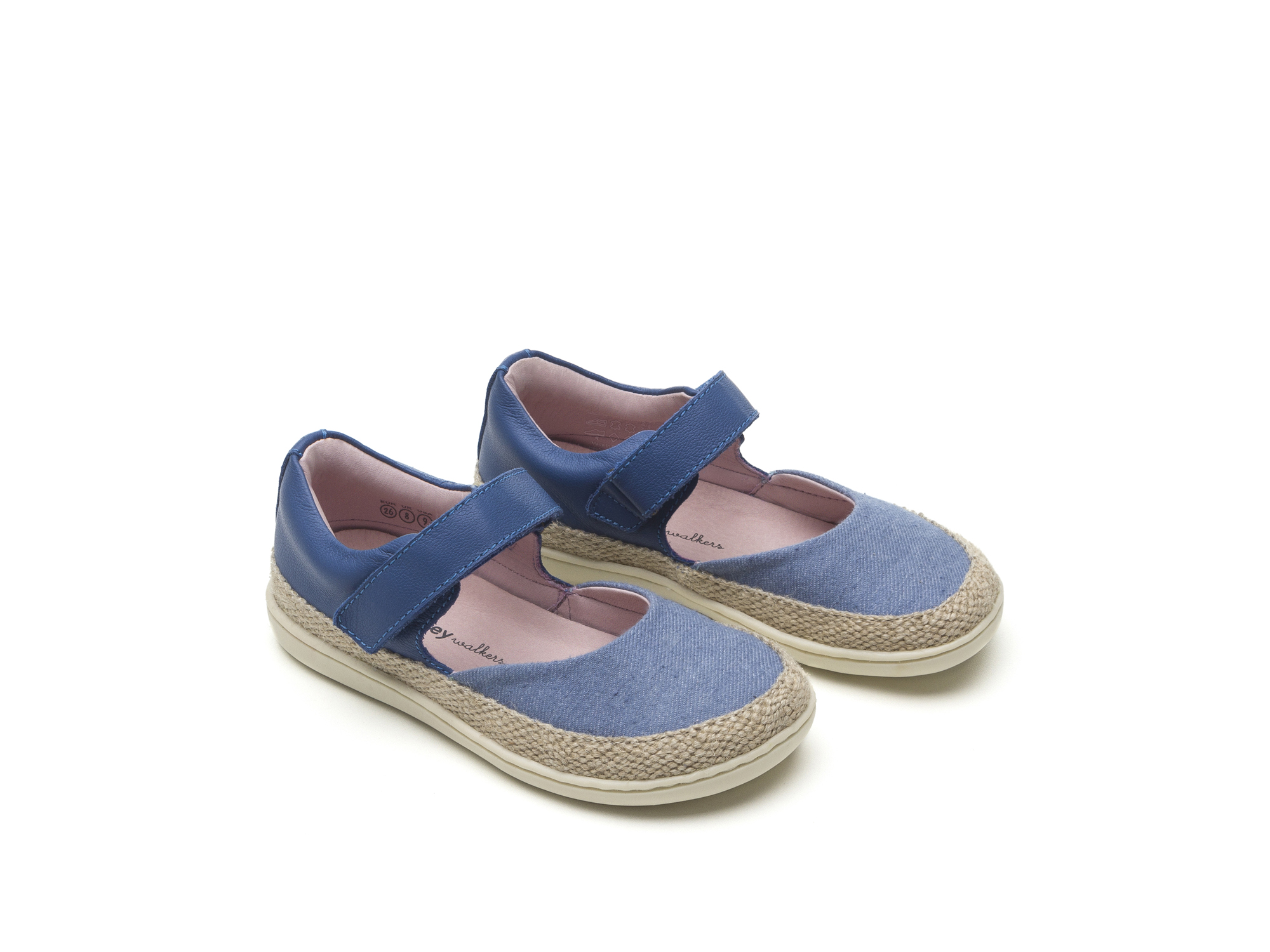 Boneca Little Seaside Light Denim Canvas/ Blue Tang Toddler 2 à 4 anos - 0