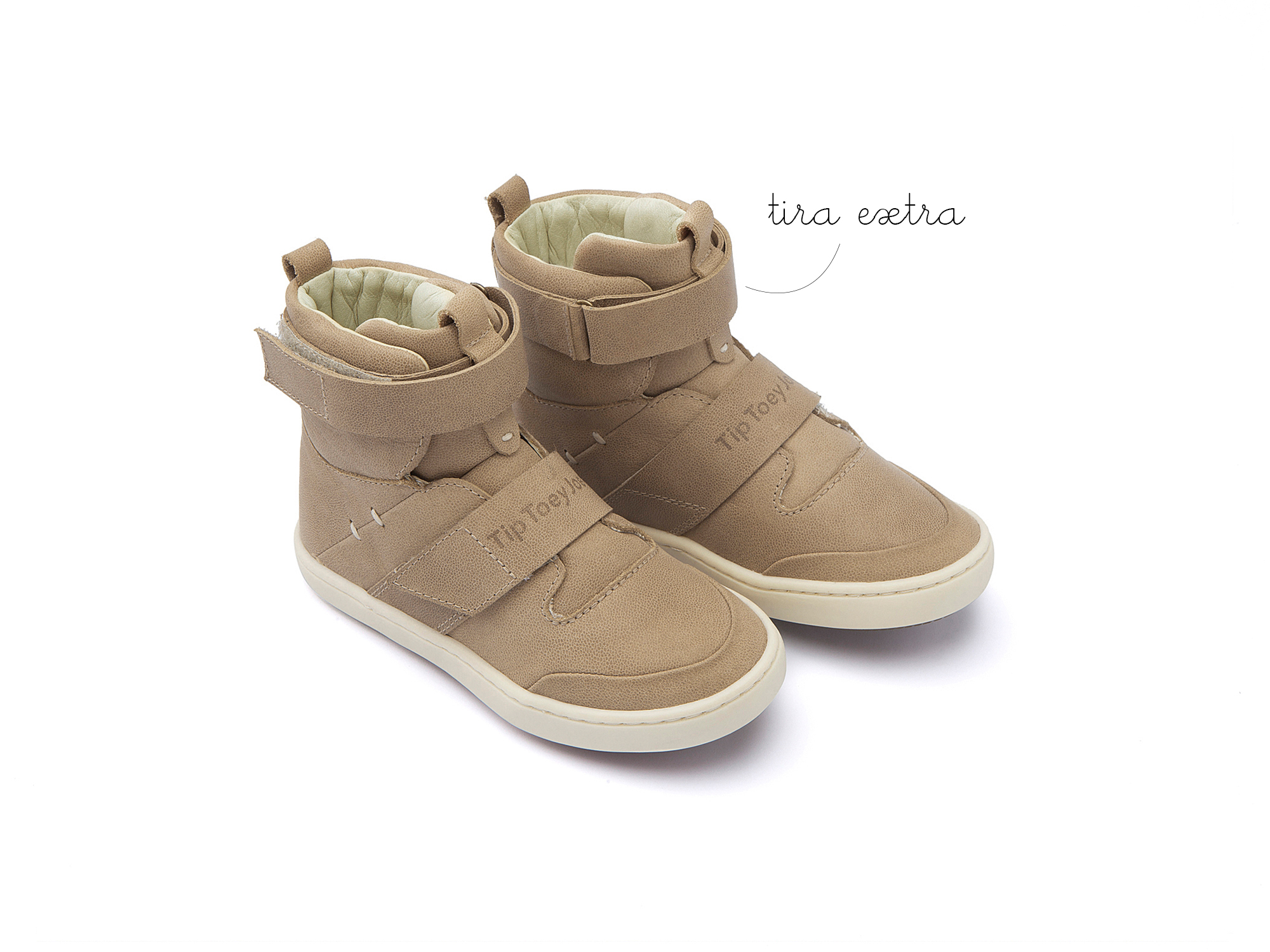 Bota Little Hoop Sand  Toddler 2 à 4 anos - 0