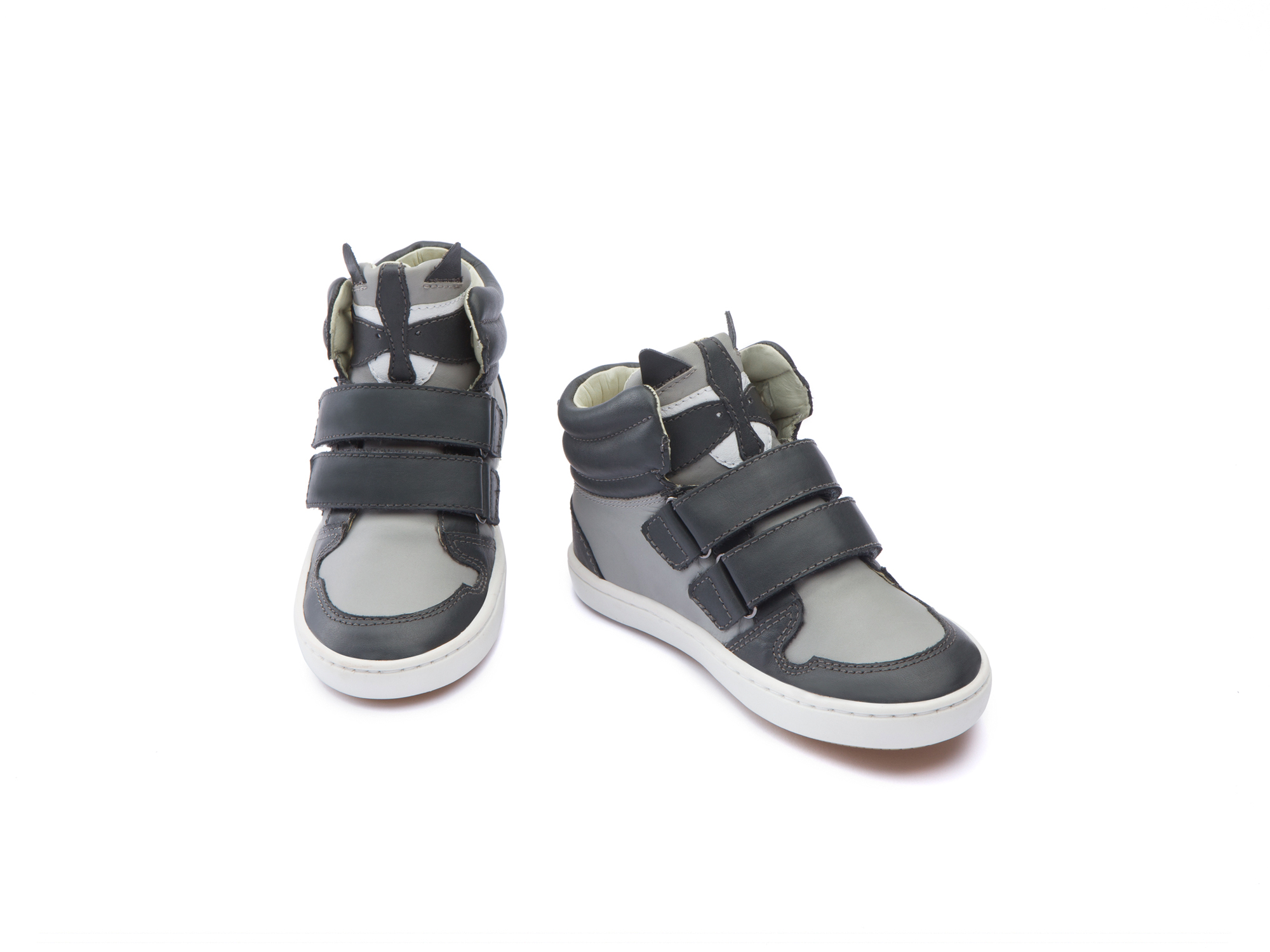 Bota Little Raccoon Ash/ Grey Clay Toddler 2 à 4 anos - 1