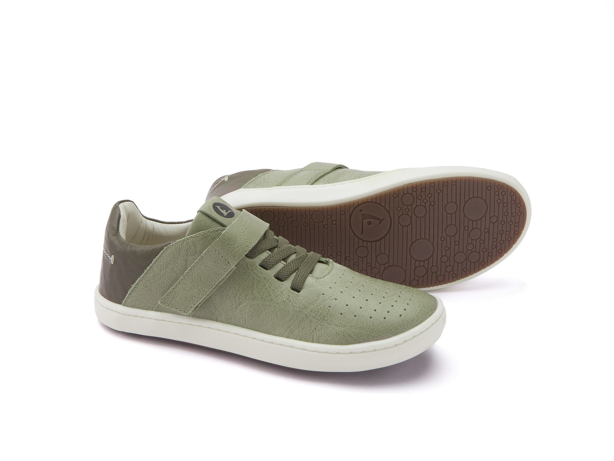 Tênis Slice Olive Brush/ Green Crush Junior 4 à 8 anos - 2