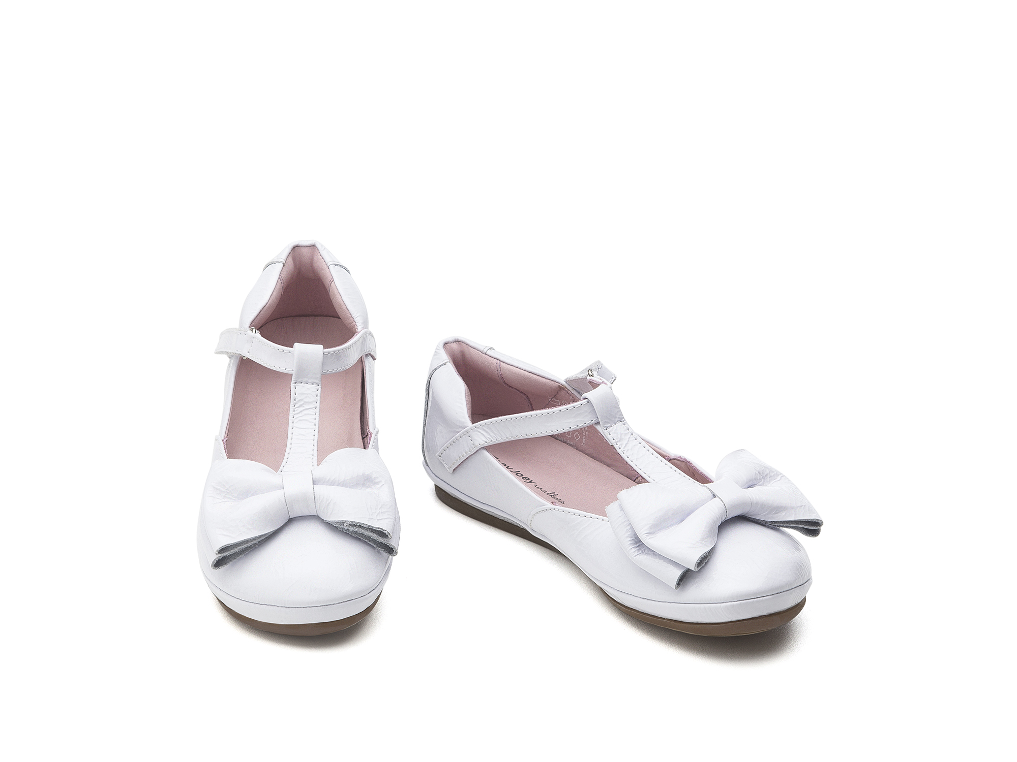 Boneca Noble Patent White Junior 4 à 8 anos - 2