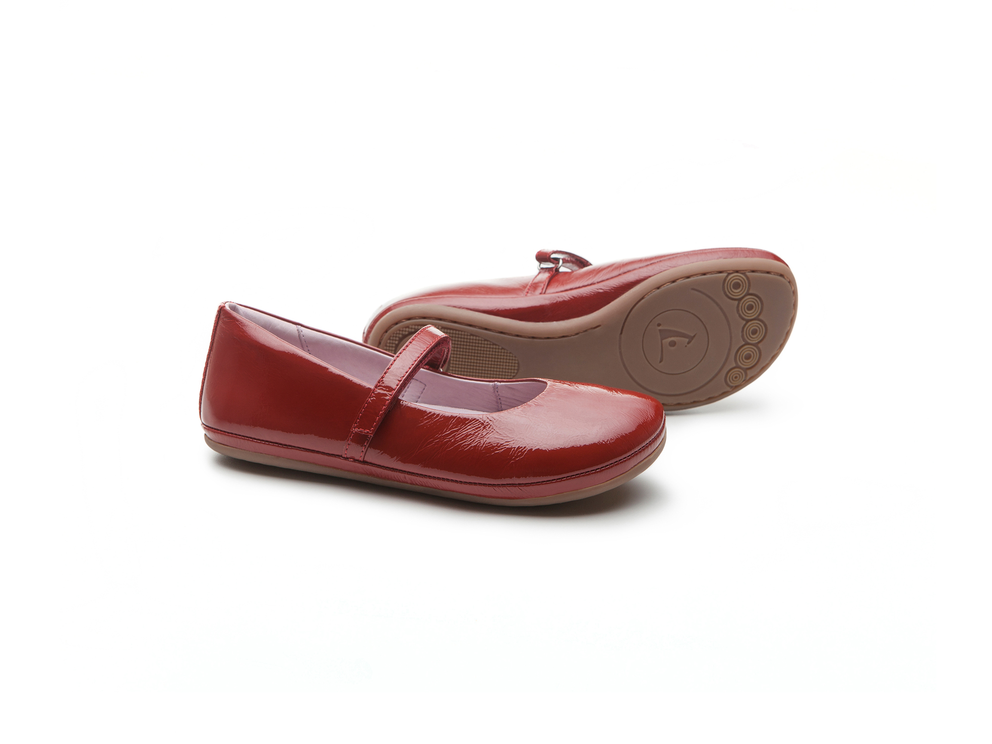 Boneca New Fizz Patent Red Junior 4 à 8 anos - 2