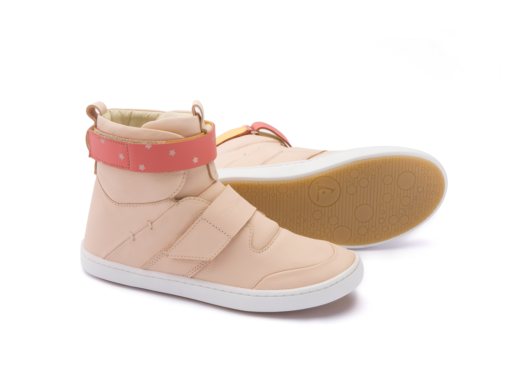 Bota Hoop Papaya Cream Junior 4 à 8 anos - 4