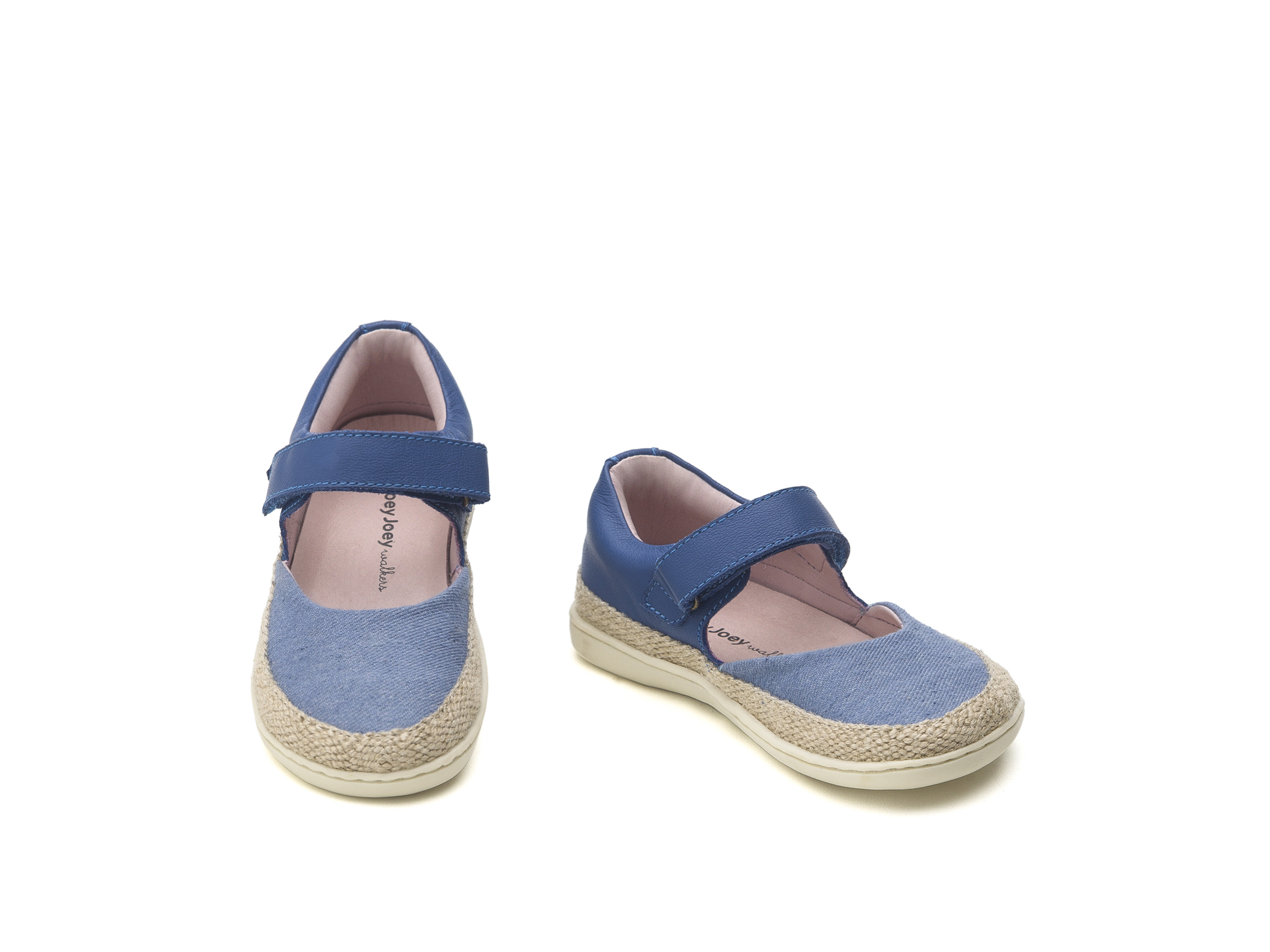 Boneca Little Seaside Light Denim Canvas/ Blue Tang Toddler 2 à 4 anos - 2