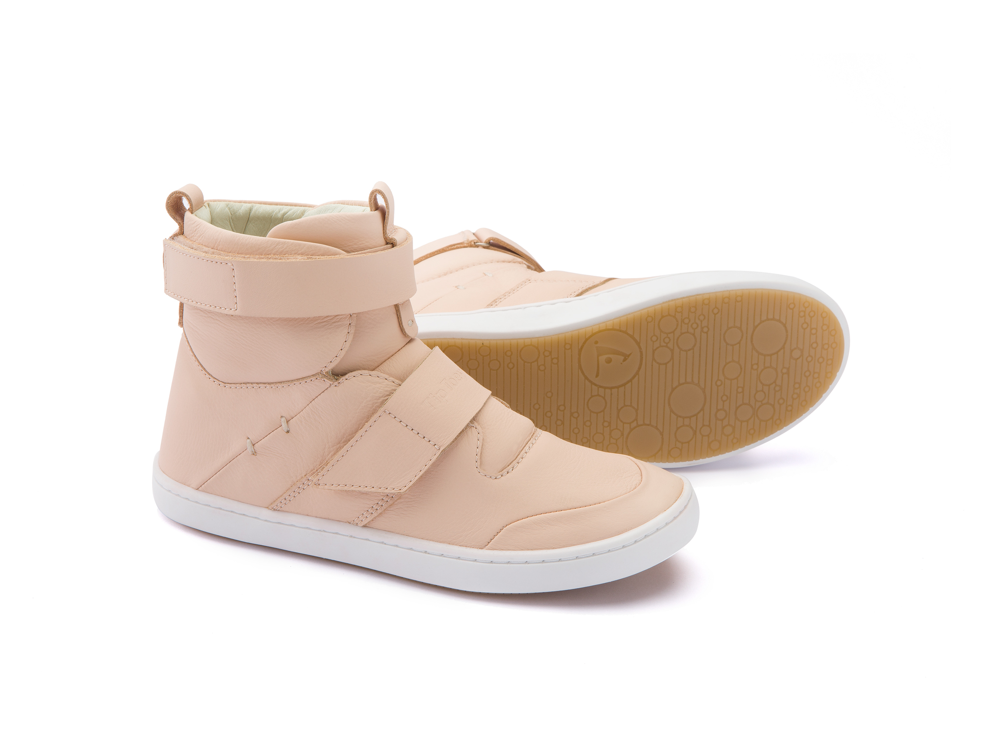 Bota Hoop Papaya Cream Junior 4 à 8 anos - 2