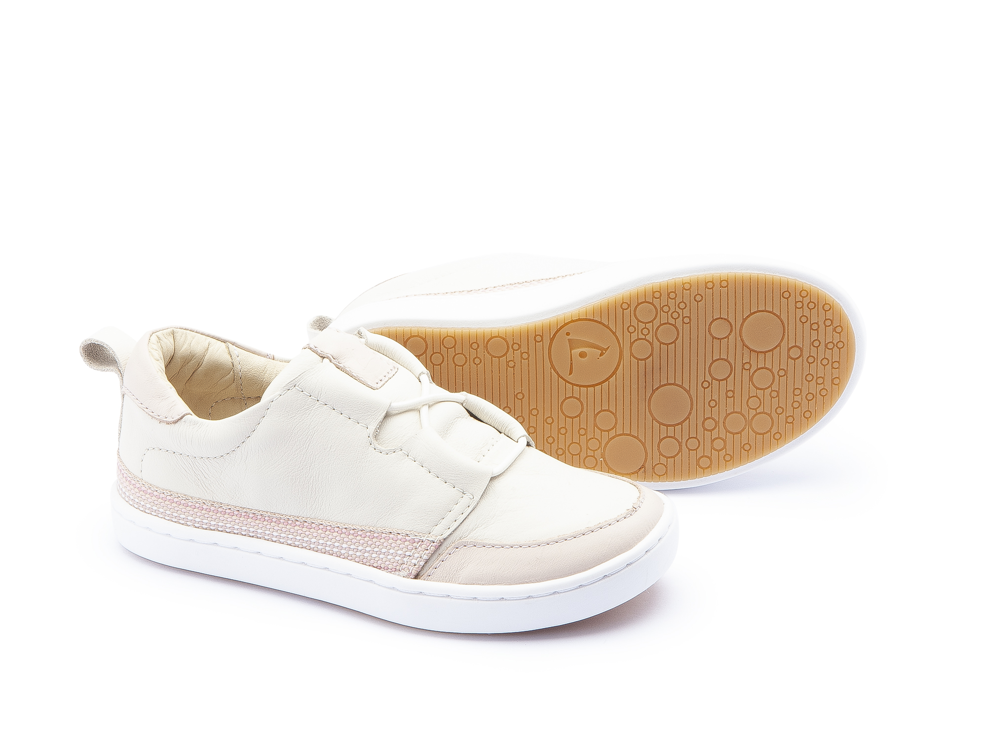 Sneaker Casual Little Ancestral Tapioca/ Cotton Candy Toddler 2 à 4 anos - 2