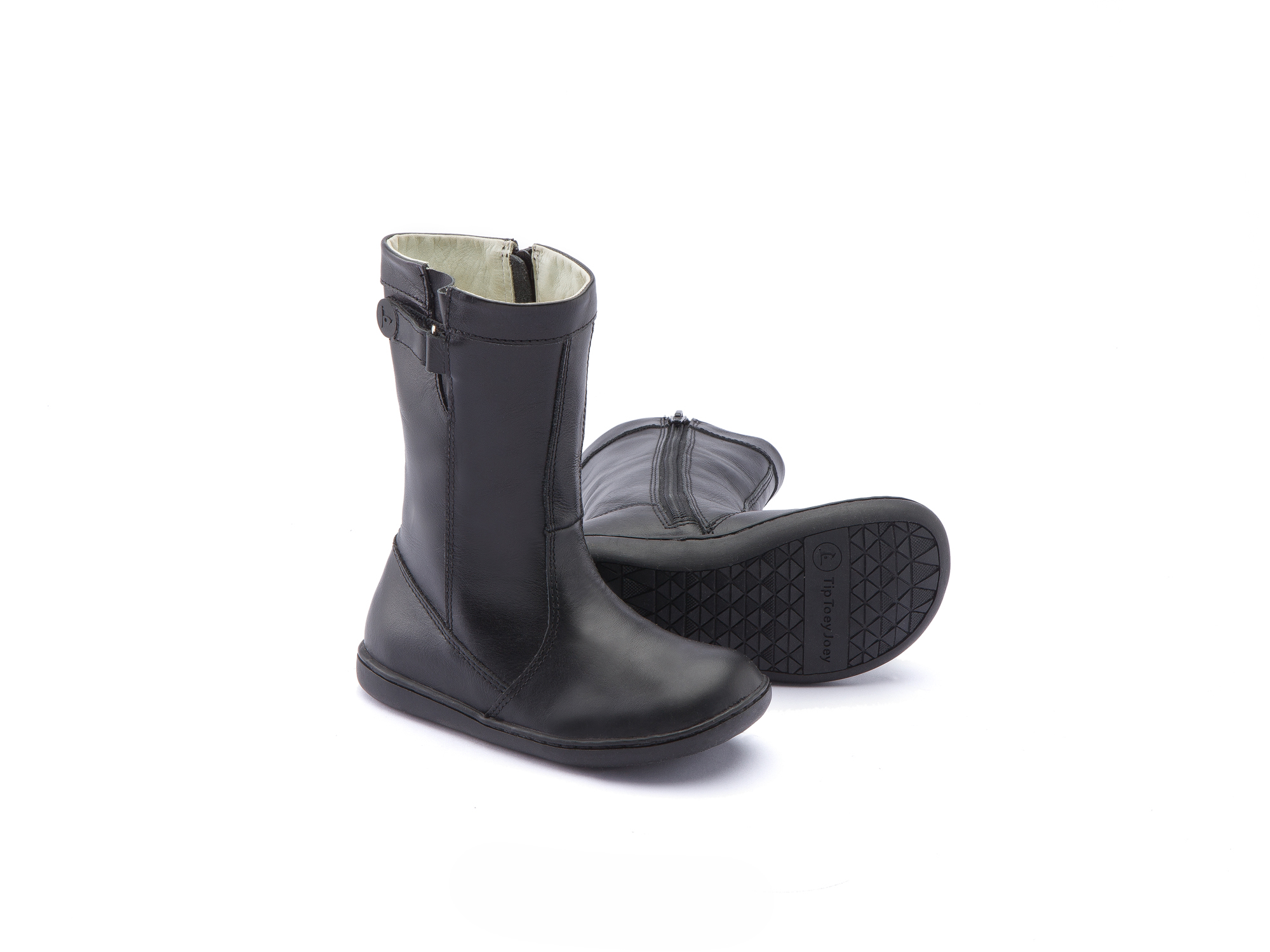 Bota Little Cold Black Toscana  Toddler 2 à 4 anos - 2