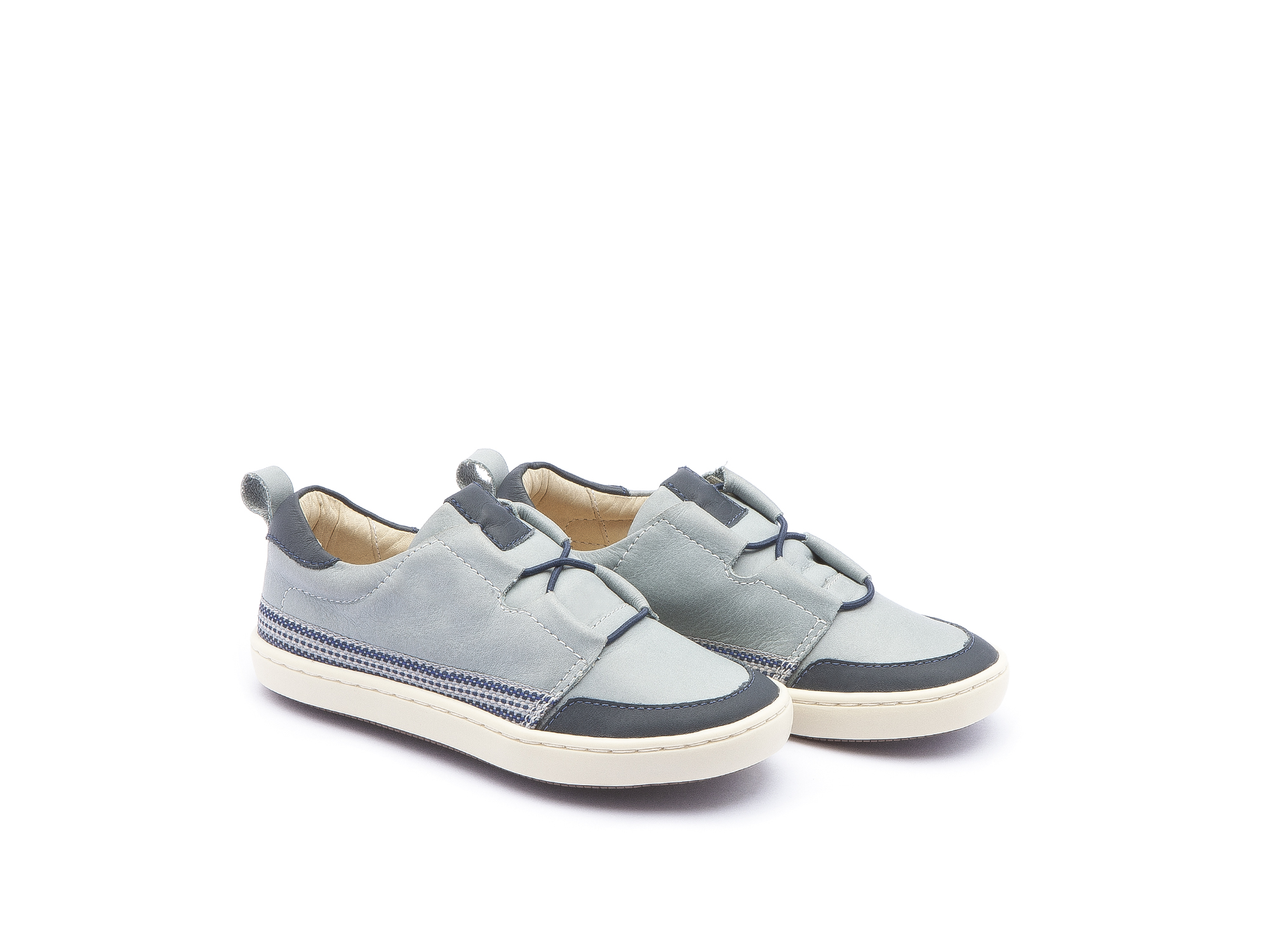 Sneaker Casual Little Ancestral Slate Blue Toddler 2 à 4 anos - 0