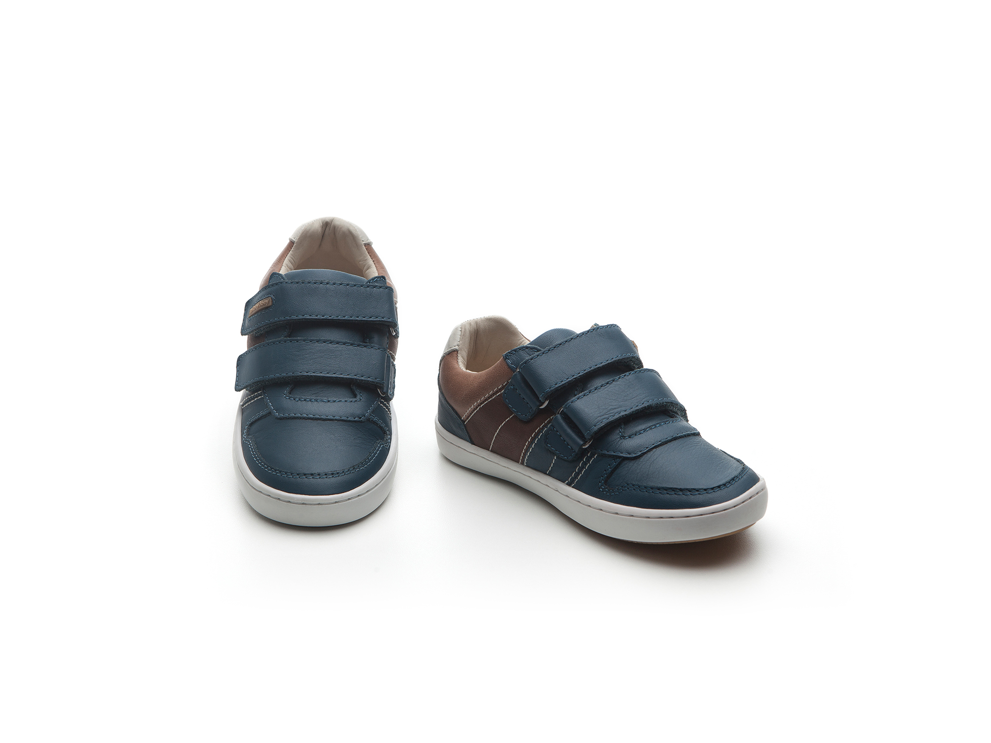 Tênis T Dusk Laguna/ Old Brown/ Earth C Toddler 2 à 4 anos - 1