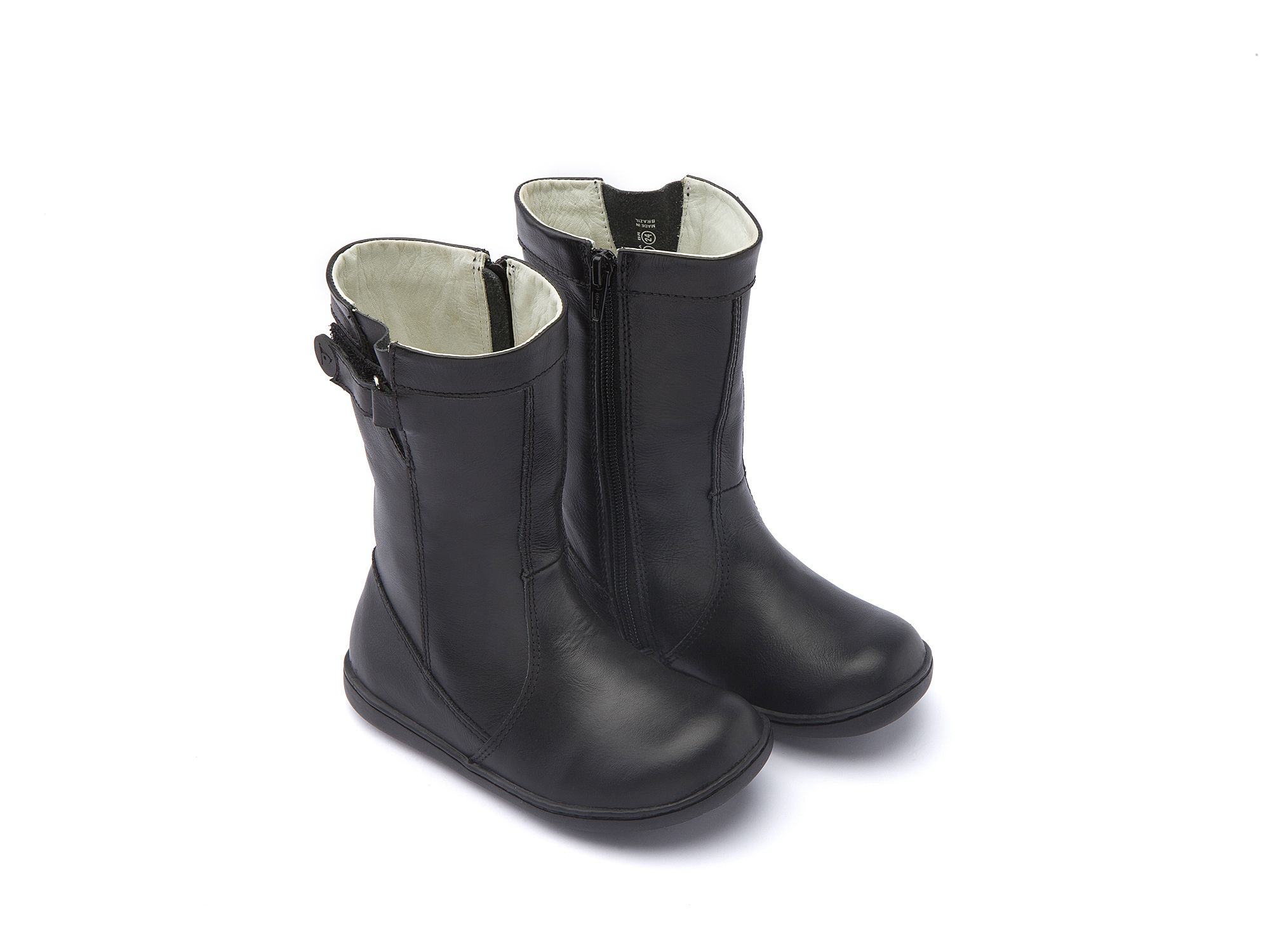 Bota Little Cold Black Toscana  Toddler 2 à 4 anos - 0
