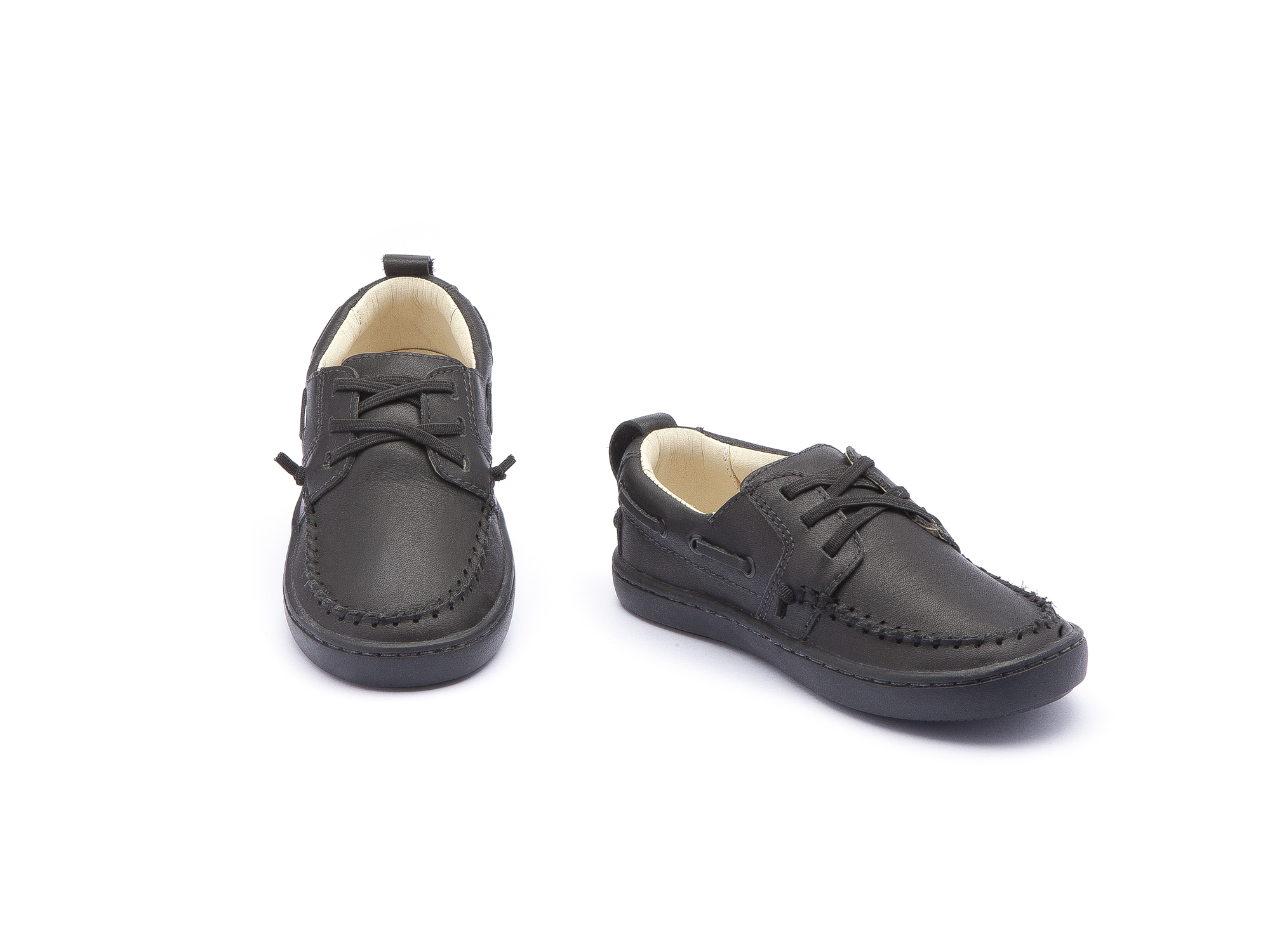 Sneaker Casual Little Snap Black Toddler 2 à 4 anos - 1