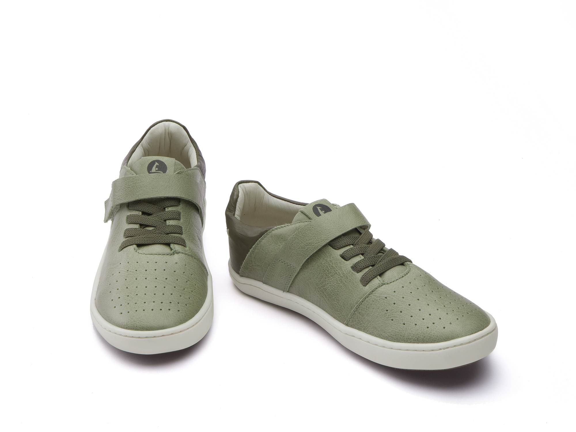 Tênis Slice Olive Brush/ Green Crush Junior 4 à 8 anos - 1