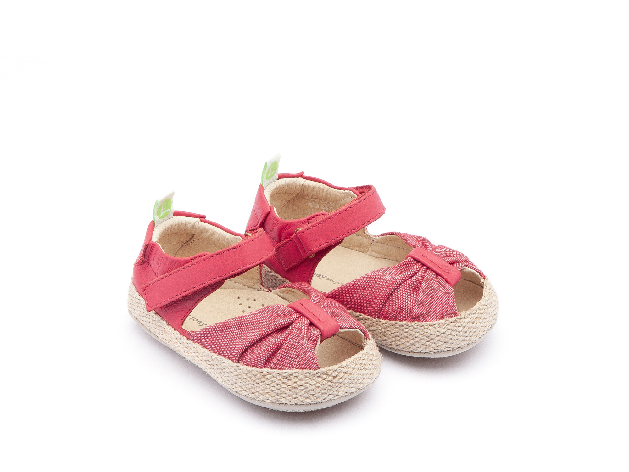 Sandália Coasty Cranberry Canvas/ Cranberry Baby 0 à 2 anos - 0