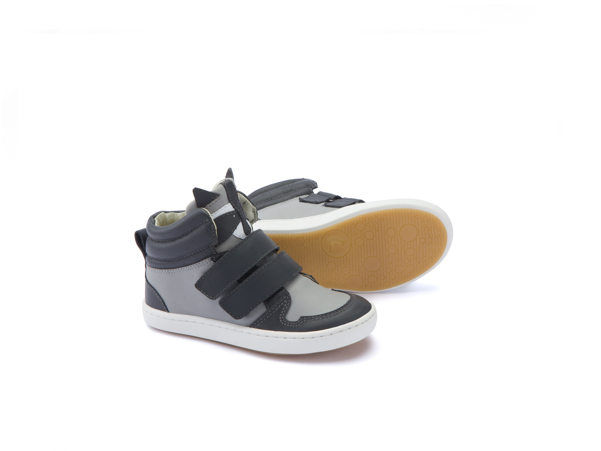 Bota Little Raccoon Ash/ Grey Clay Toddler 2 à 4 anos - 2