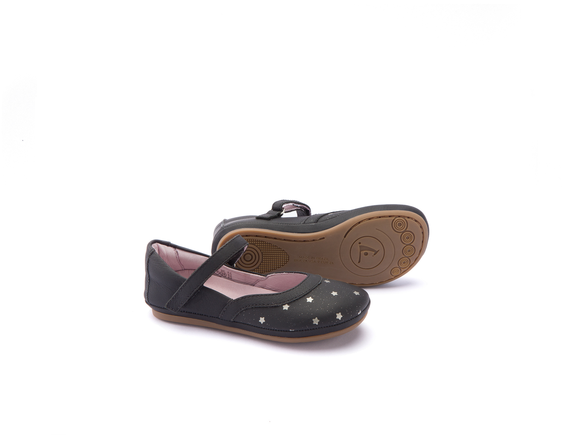 Boneca Little Cisne Black Stars/ Black Toddler 2 à 4 anos - 2