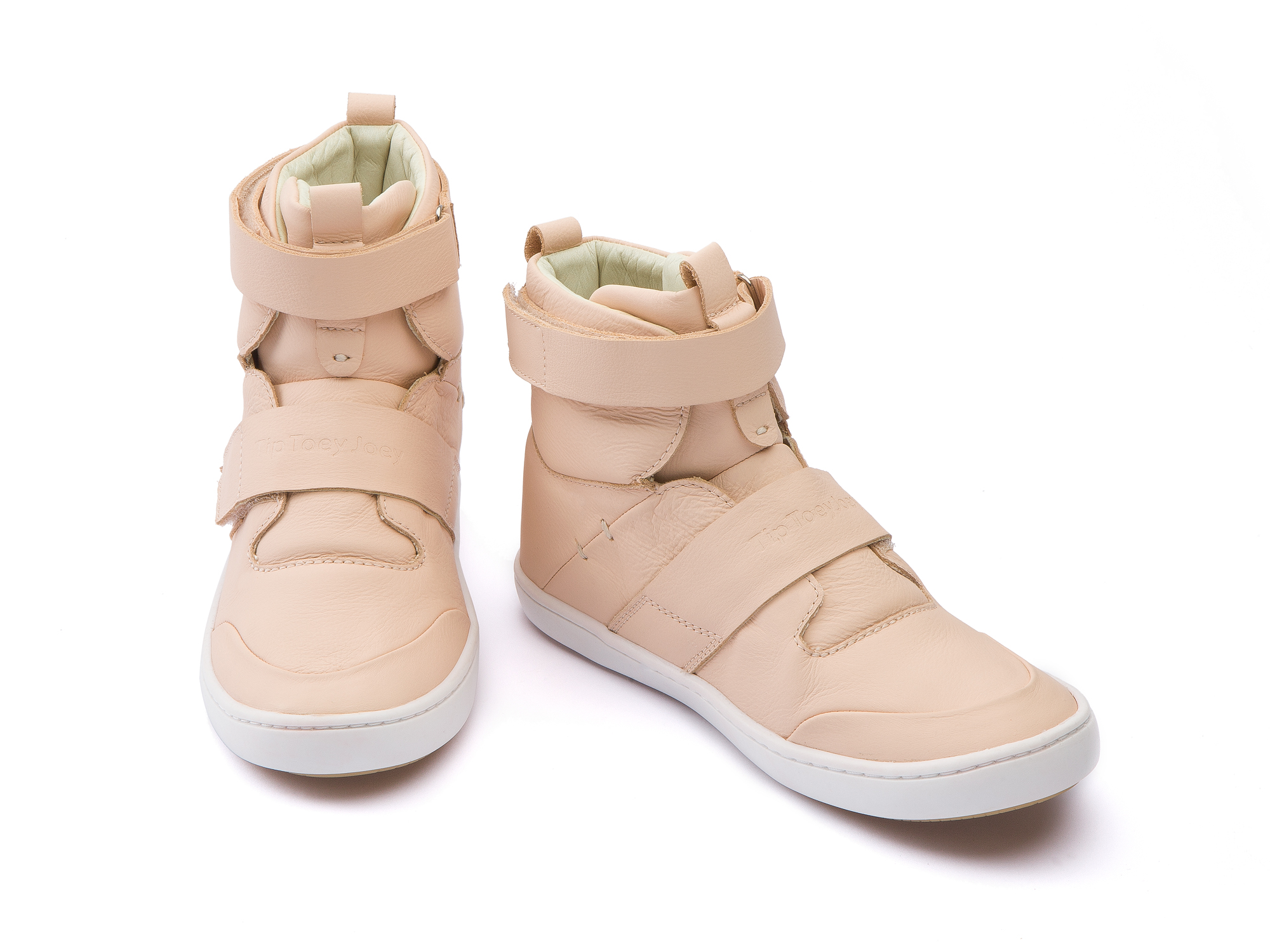 Bota Hoop Papaya Cream Junior 4 à 8 anos - 1