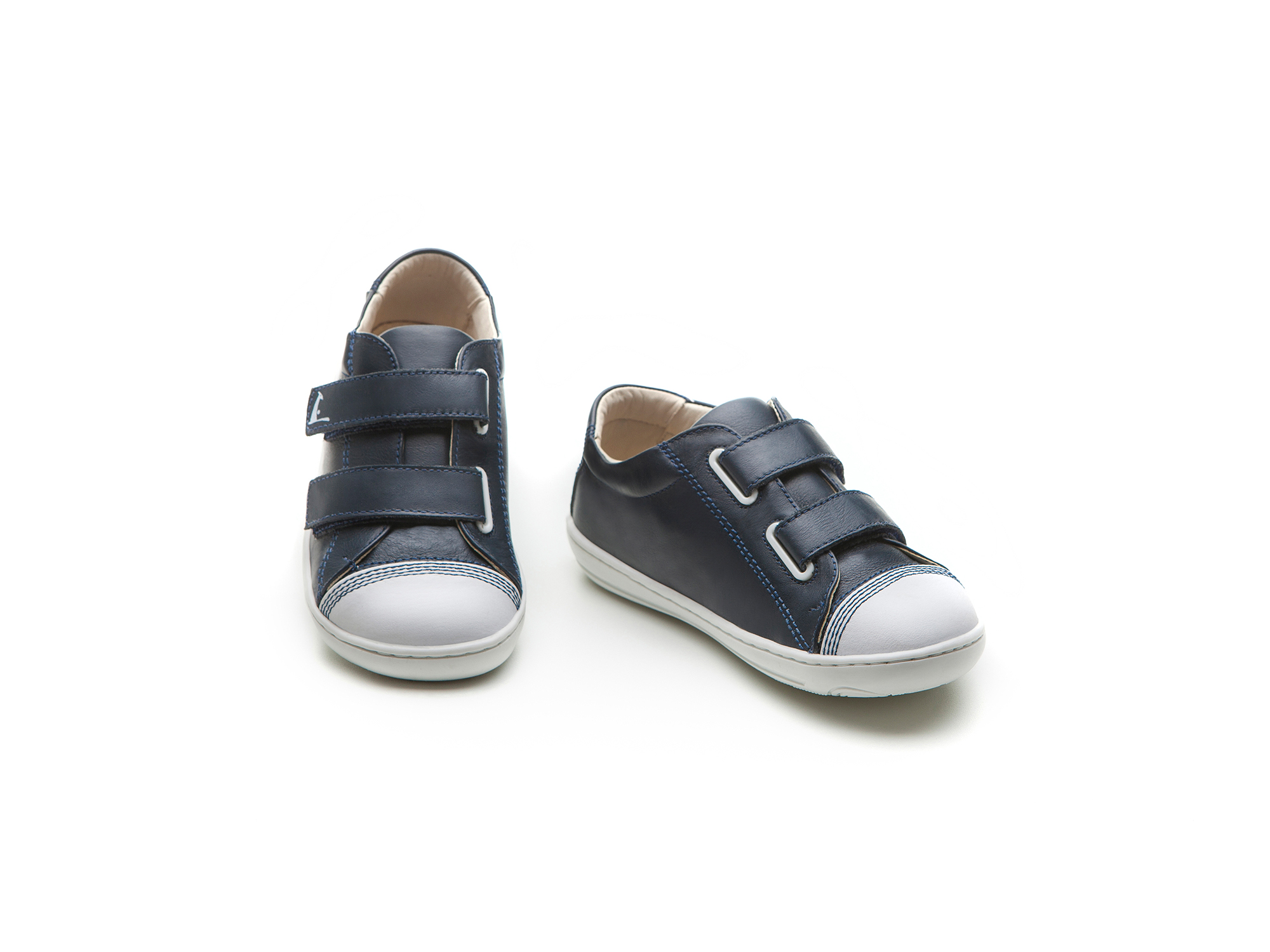 Tênis Munch Navy/ White Junior 4 à 8 anos - 1