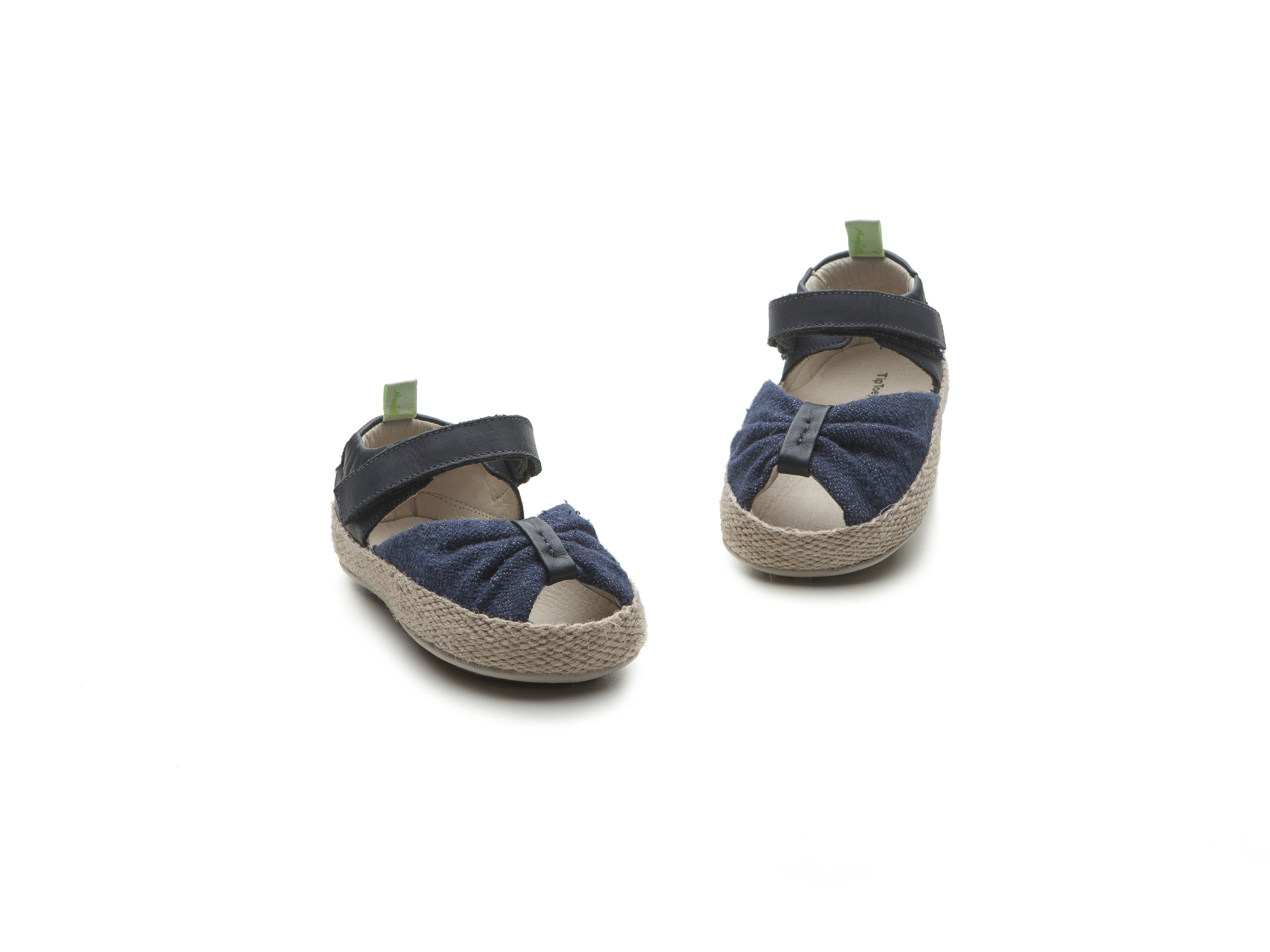Sandália Coasty Jeans Canvas/ Navy Baby 0 à 2 anos - 1