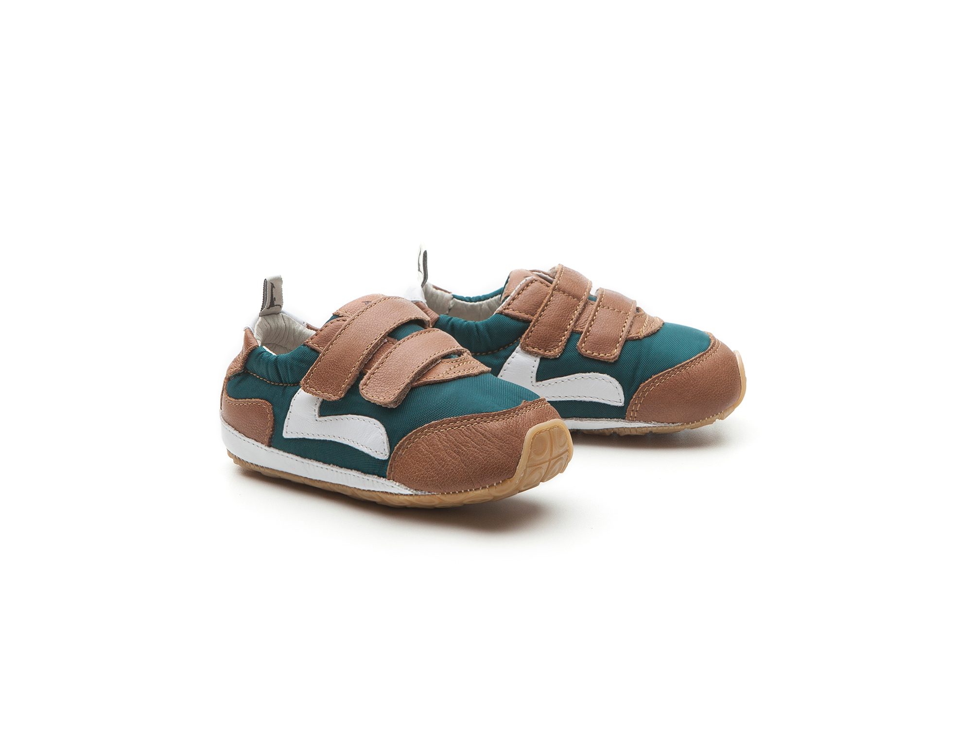 Tênis Jumpy Palm Nylon/ Whisky Baby 0 à 2 anos - 0