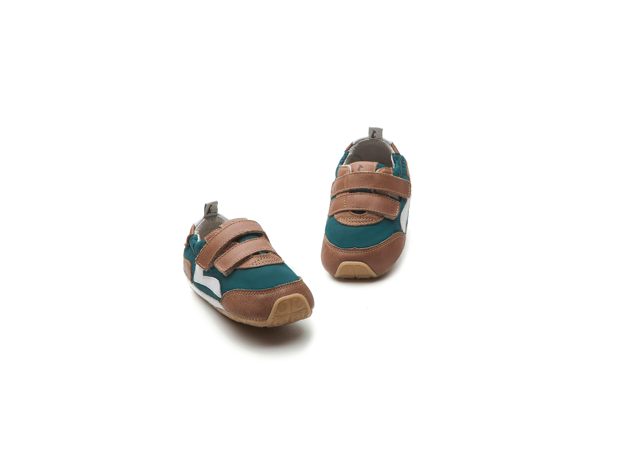 Tênis Jumpy Palm Nylon/ Whisky Baby 0 à 2 anos - 1