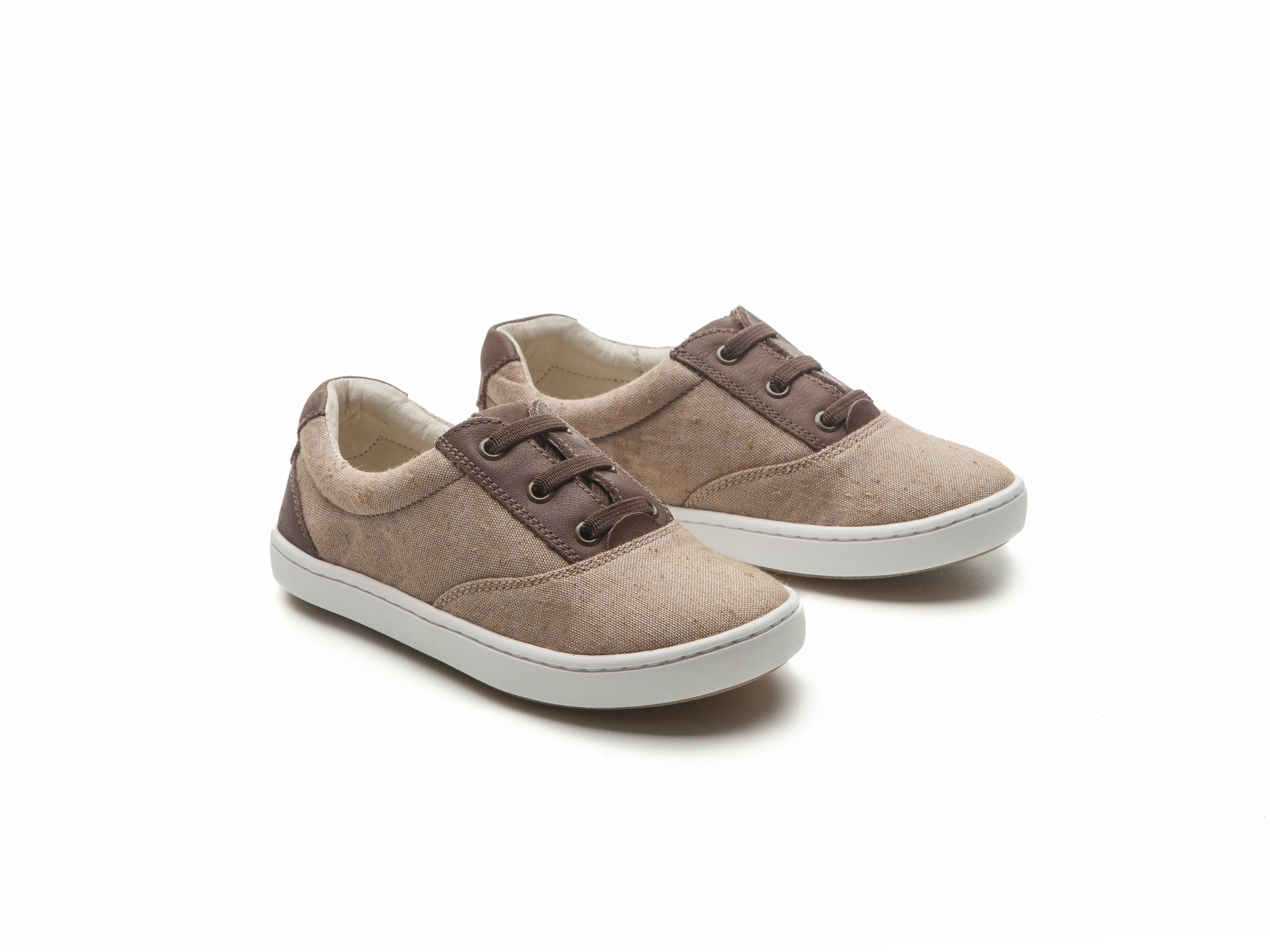 Tênis T Garb Kraft Canvas/ Old Brown Toddler 2 à 4 anos - 0