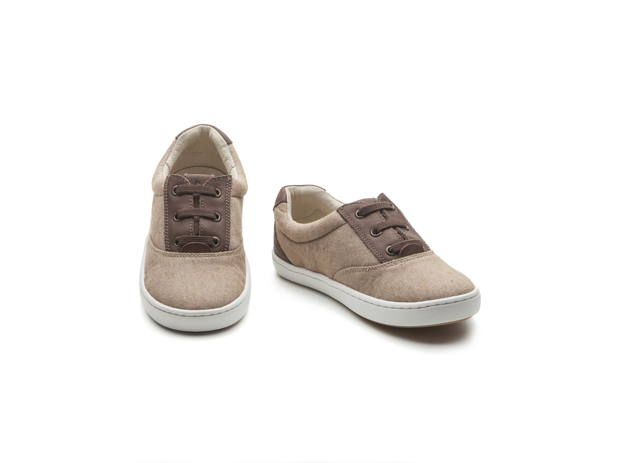 Tênis T Garb Kraft Canvas/ Old Brown Toddler 2 à 4 anos - 1