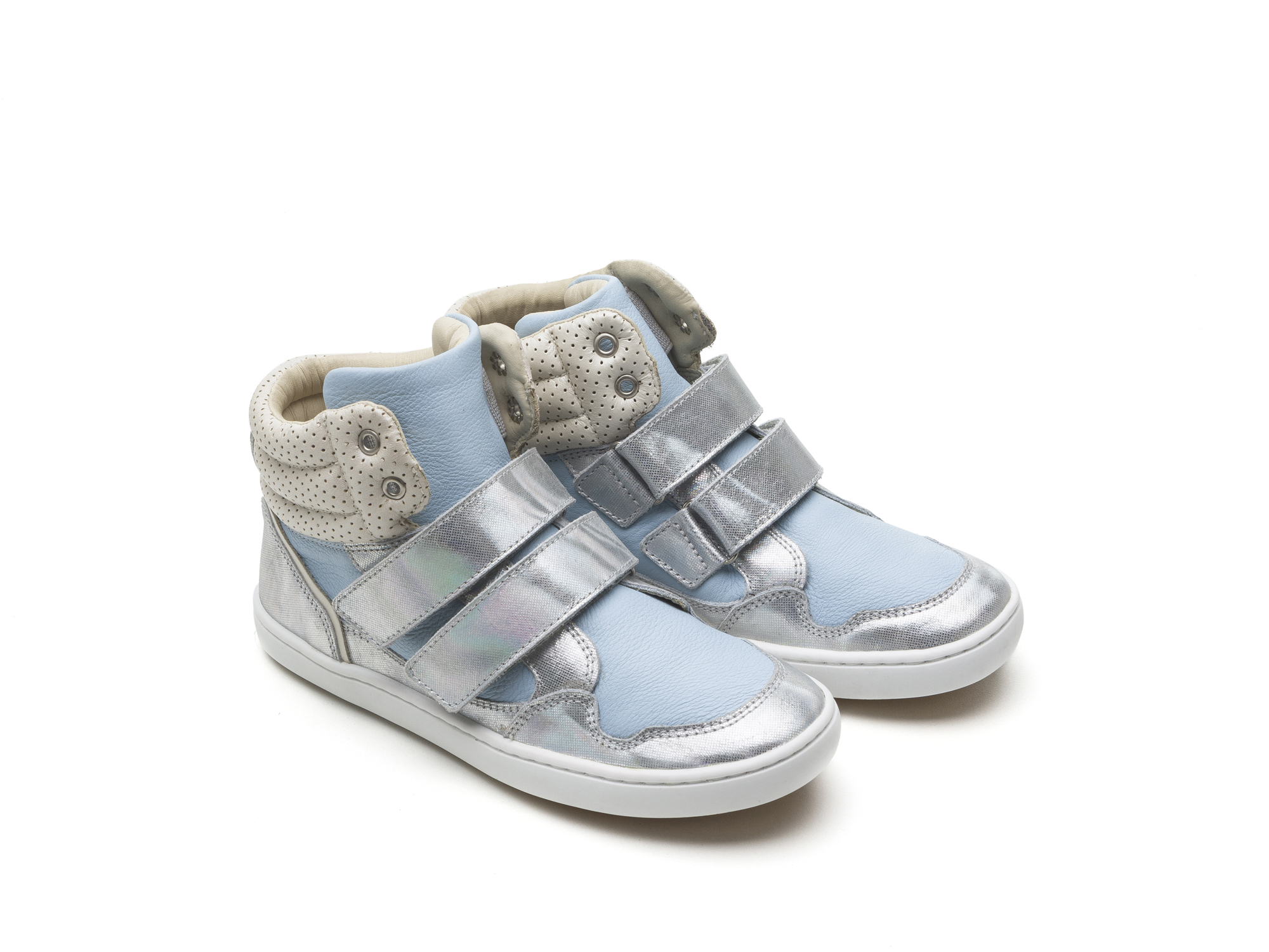 Bota Edge Sea Sparkle/ Baby Blue Junior 4 à 8 anos - 0