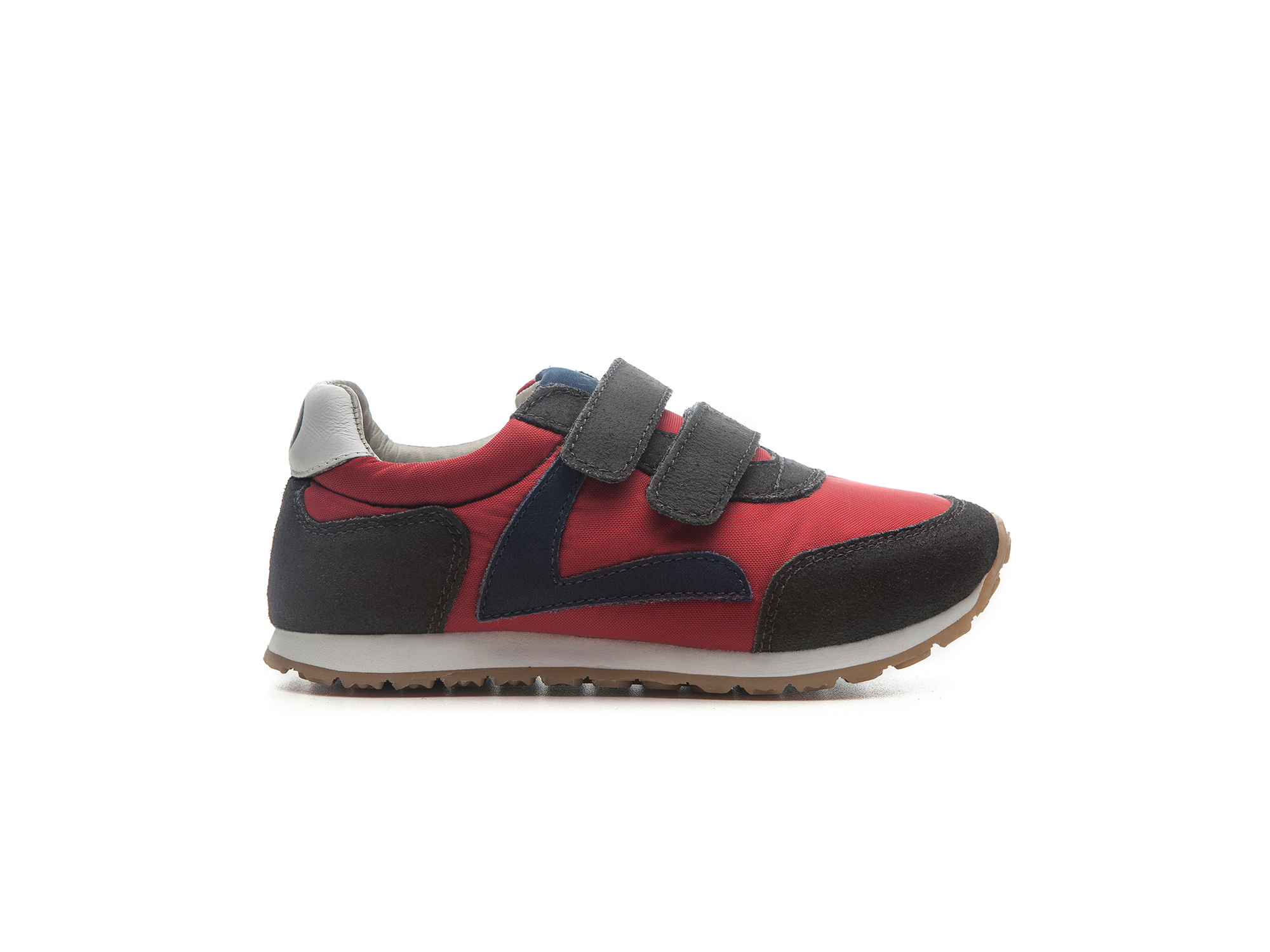 Tênis Little Jump Red Nylon/ Brushed Ash  Toddler 2 à 4 anos - 0