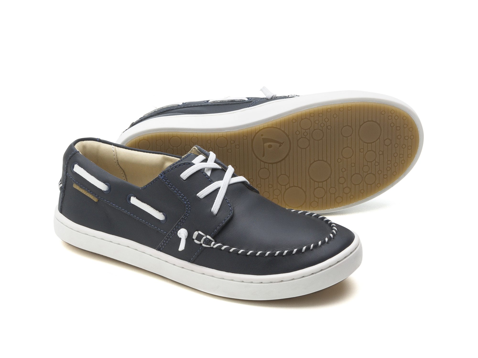 Tênis Snap Navy/ White Junior 4 à 8 anos - 1
