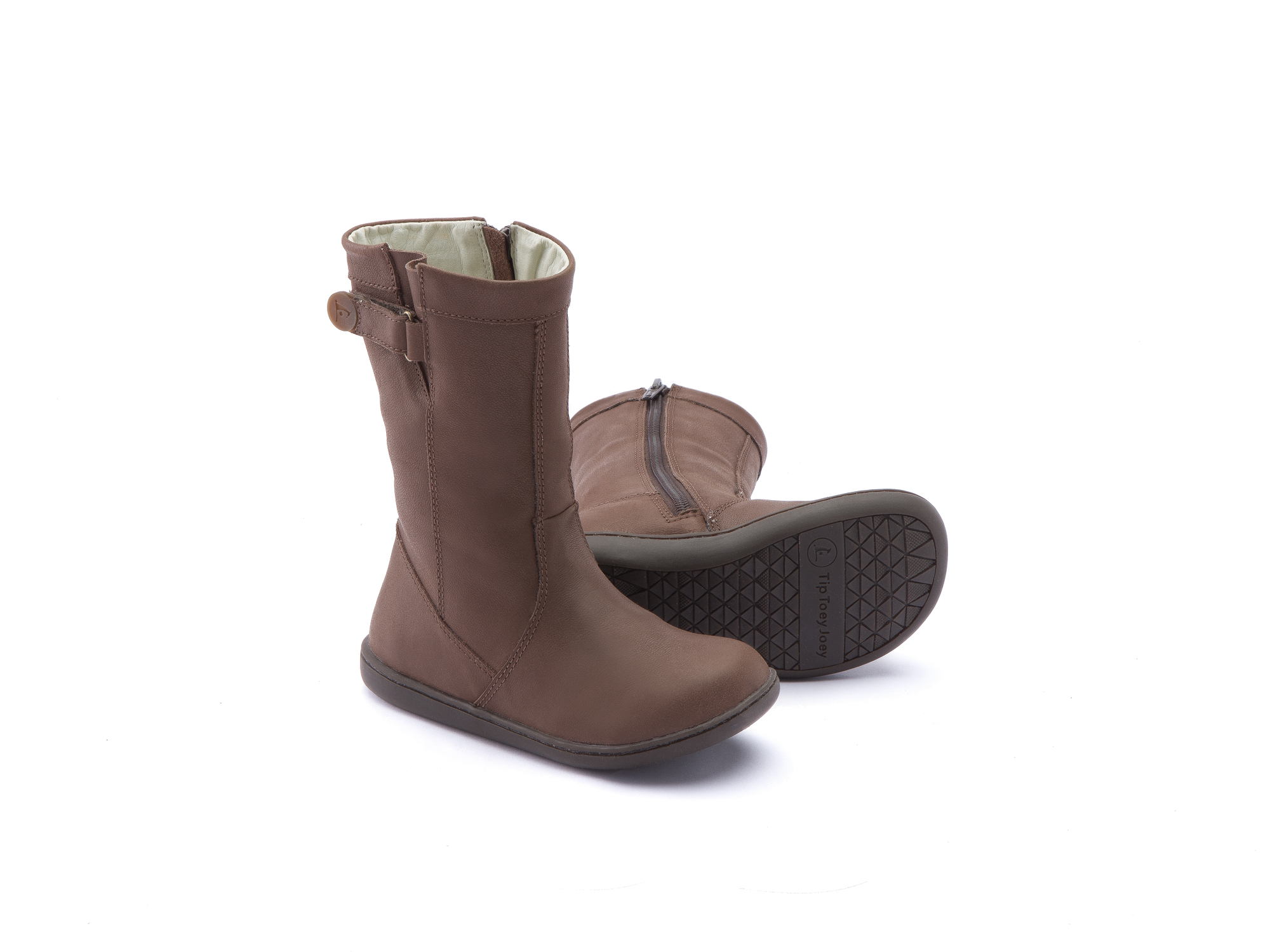 Bota Little Cold Old Brown  Toddler 2 à 4 anos - 2