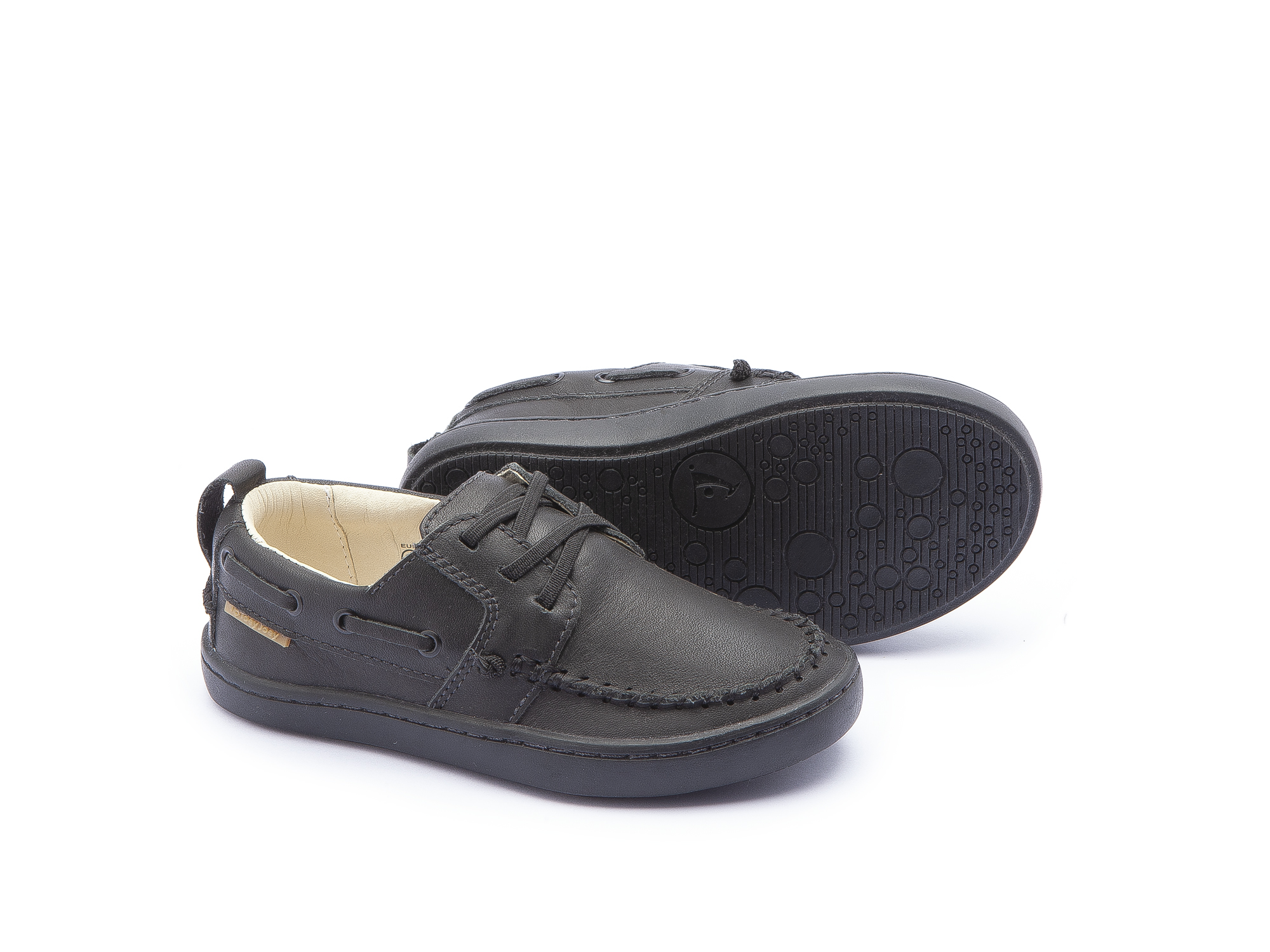 Sneaker Casual Little Snap Black Toddler 2 à 4 anos - 2