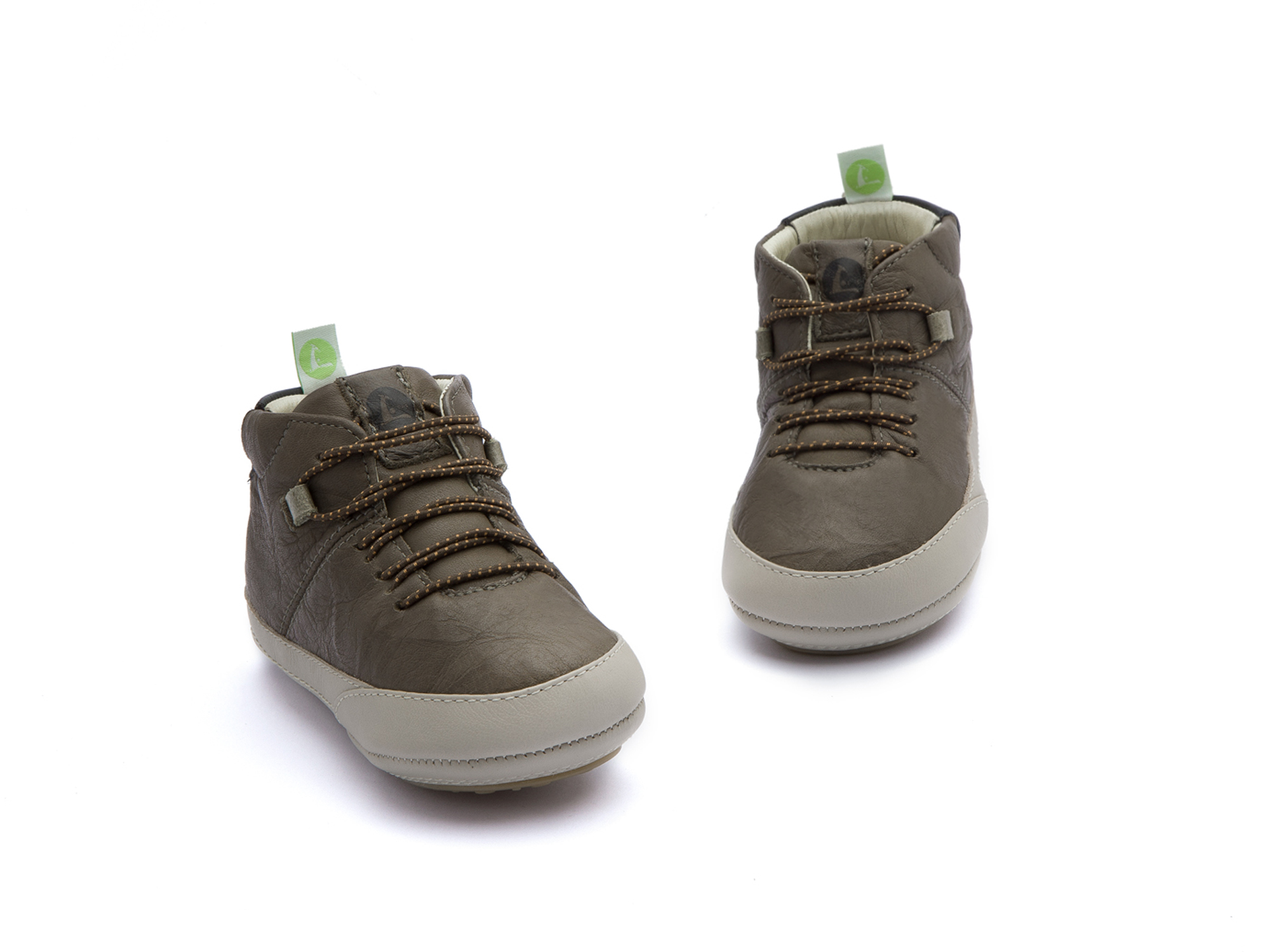 Bota Highlandy Green Crush/ Pumice Baby 0 à 2 anos - 2