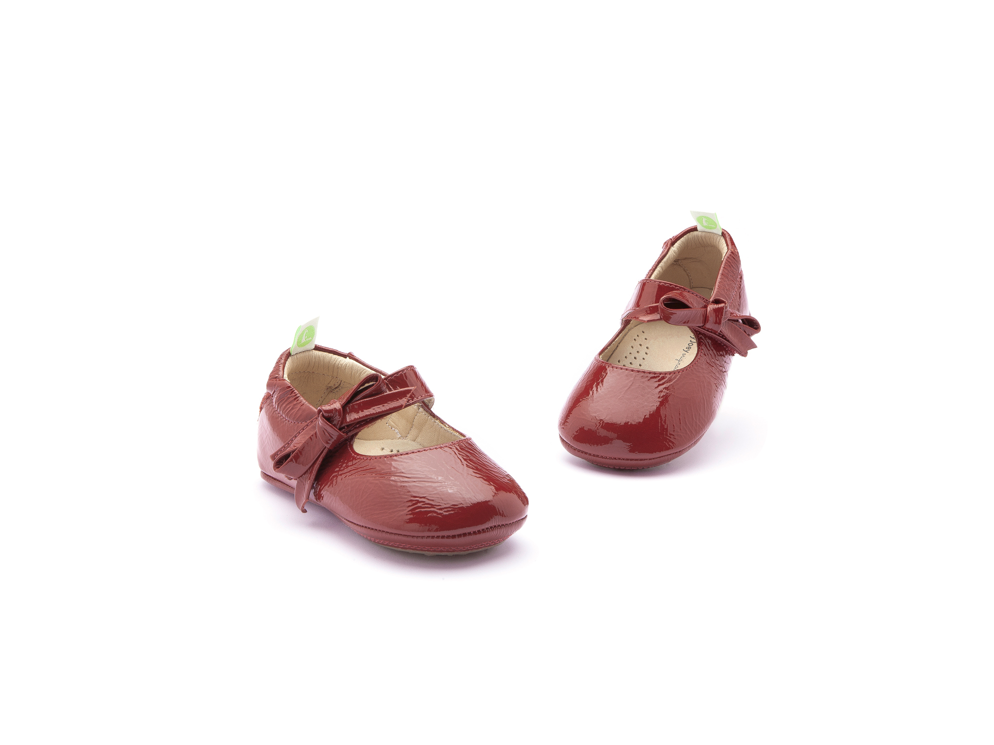 Boneca Dorothy Patent Red Baby 0 à 2 anos - 2