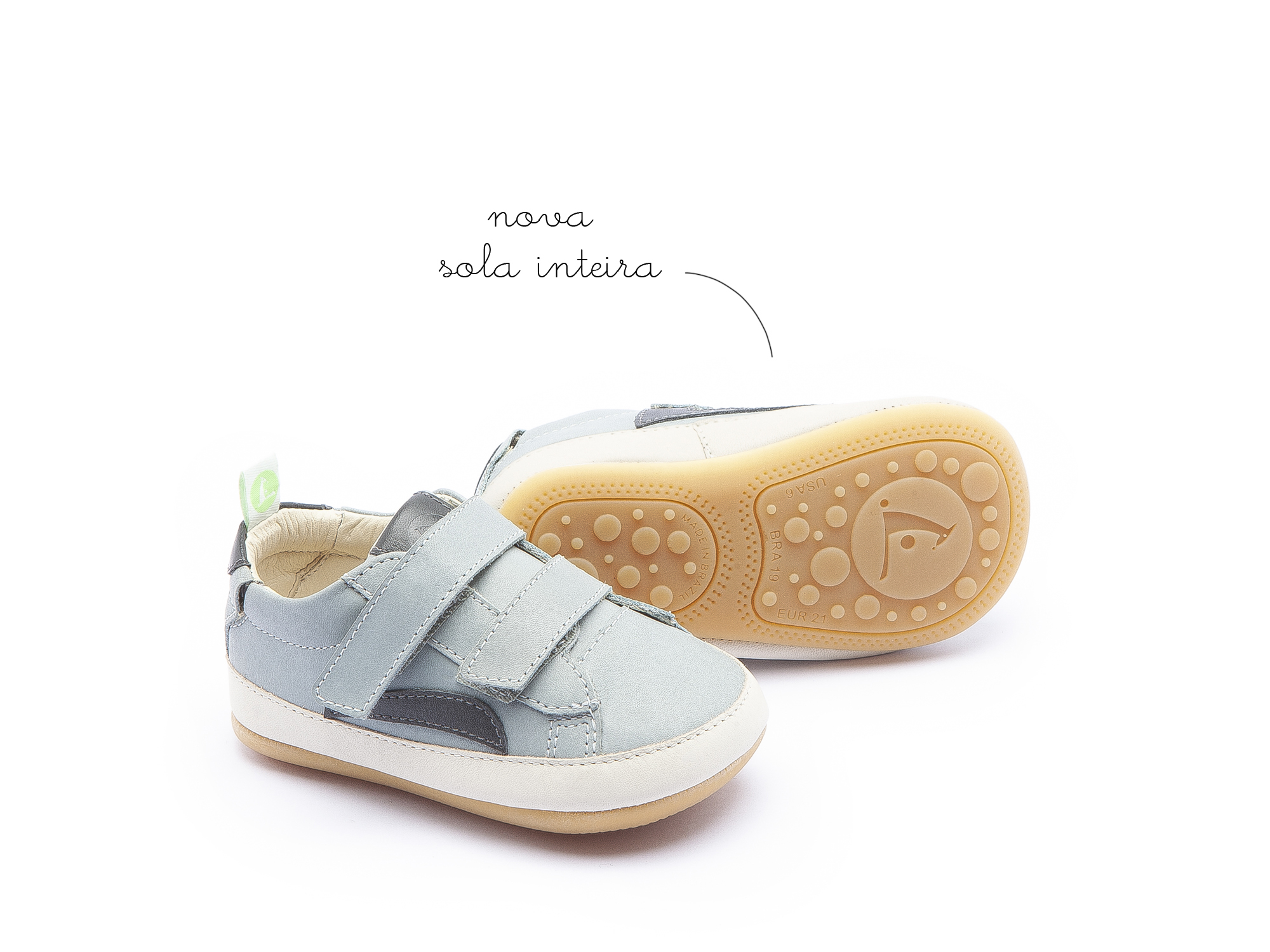 Sneaker Casual Darty Slate Blue/ Ash Baby 0 à 2 anos - 0