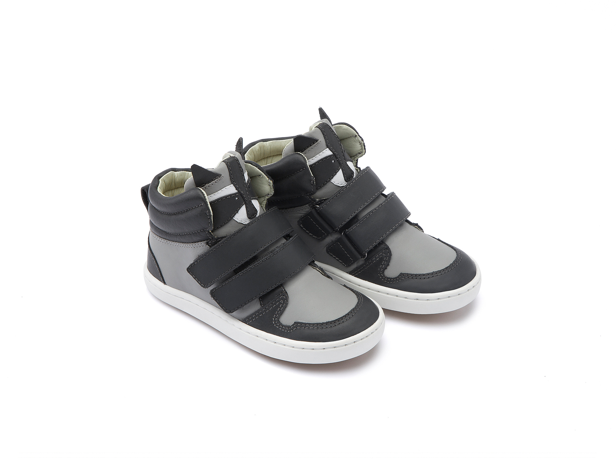 Bota Little Raccoon Ash/ Grey Clay Toddler 2 à 4 anos - 0