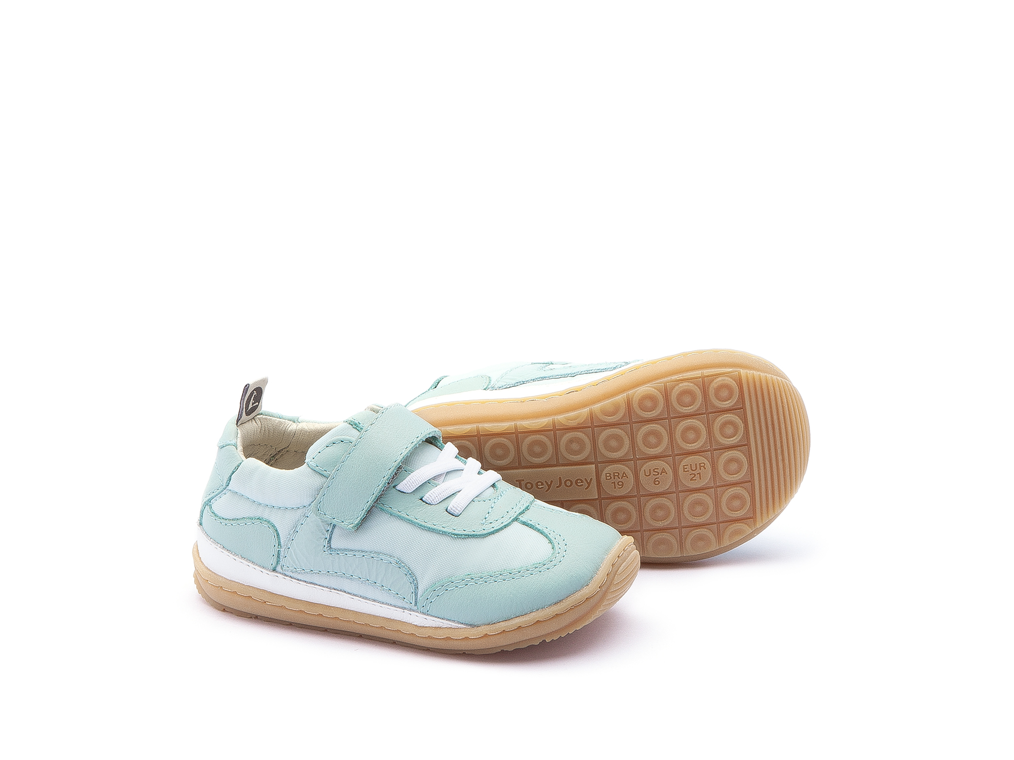 Tênis Starty Light Blue Nylon/ Aquamarine Baby 0 à 2 anos - 2