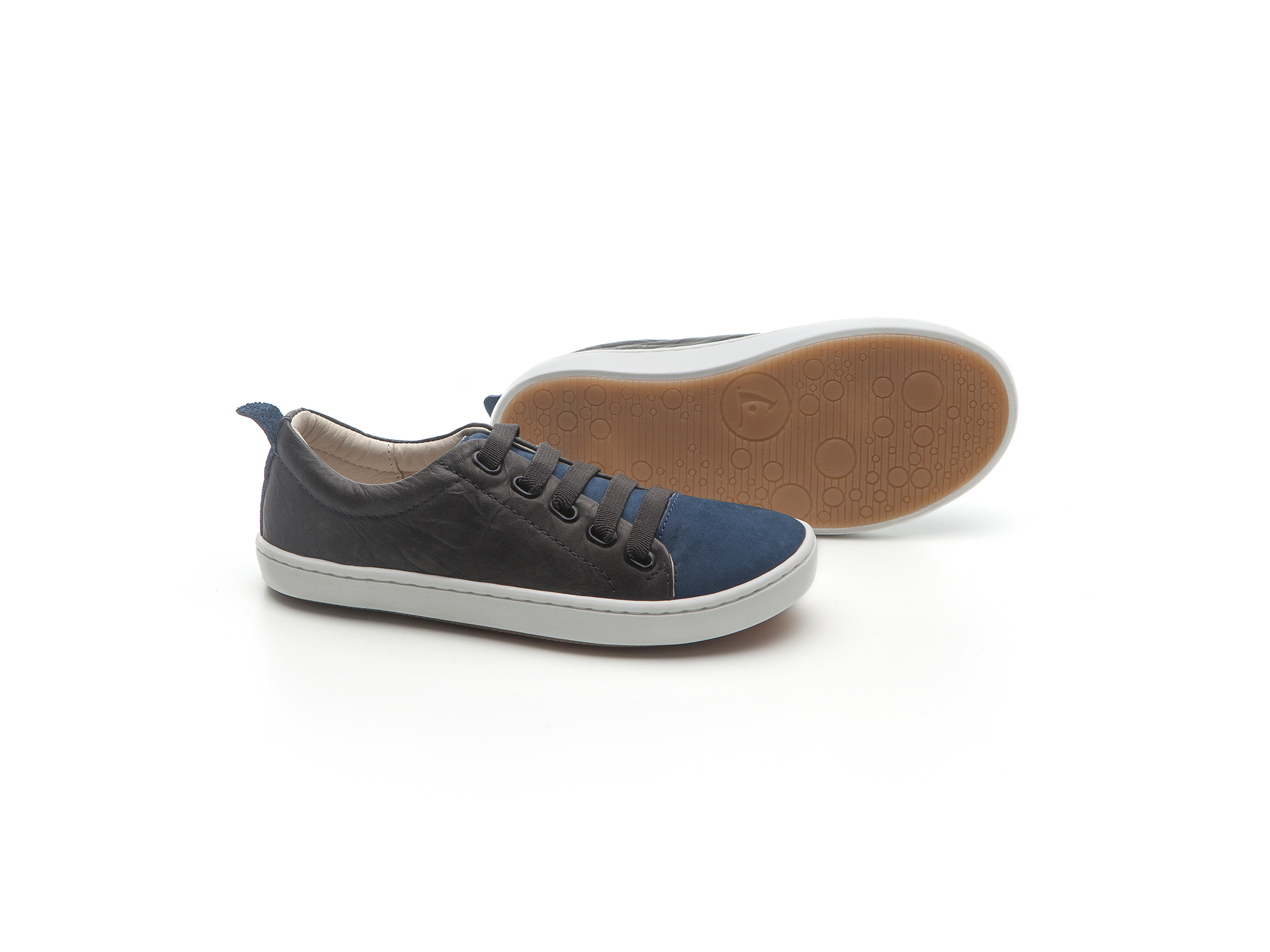 Tênis Ladder Black Crush/ Indigo Blue Nob. Junior 4 à 8 anos - 2