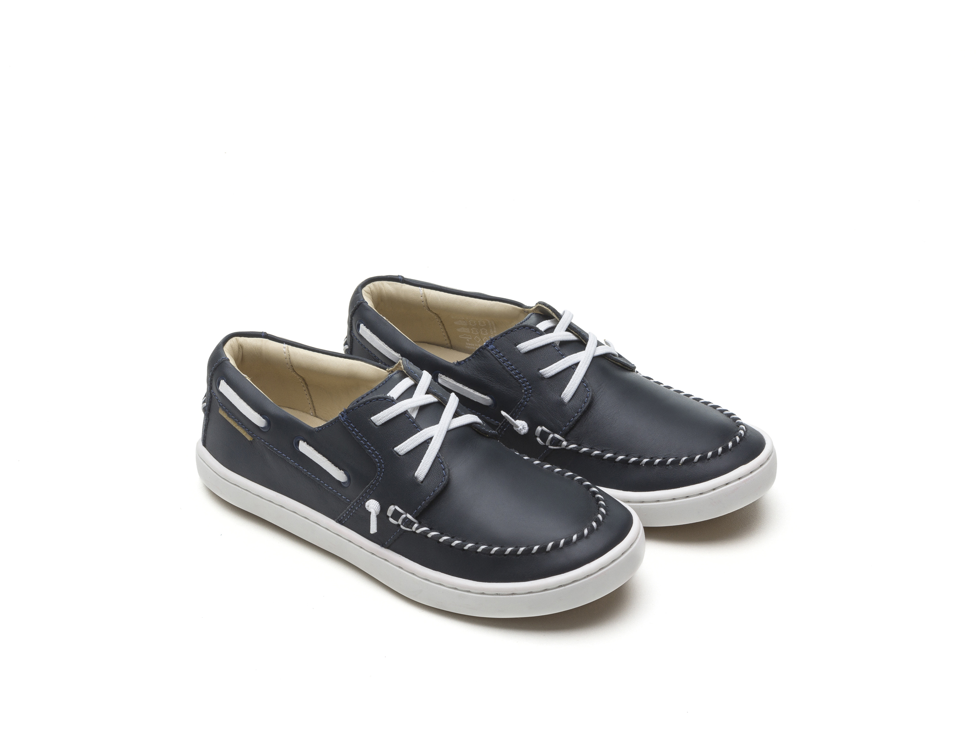 Tênis Snap Navy/ White Junior 4 à 8 anos - 0