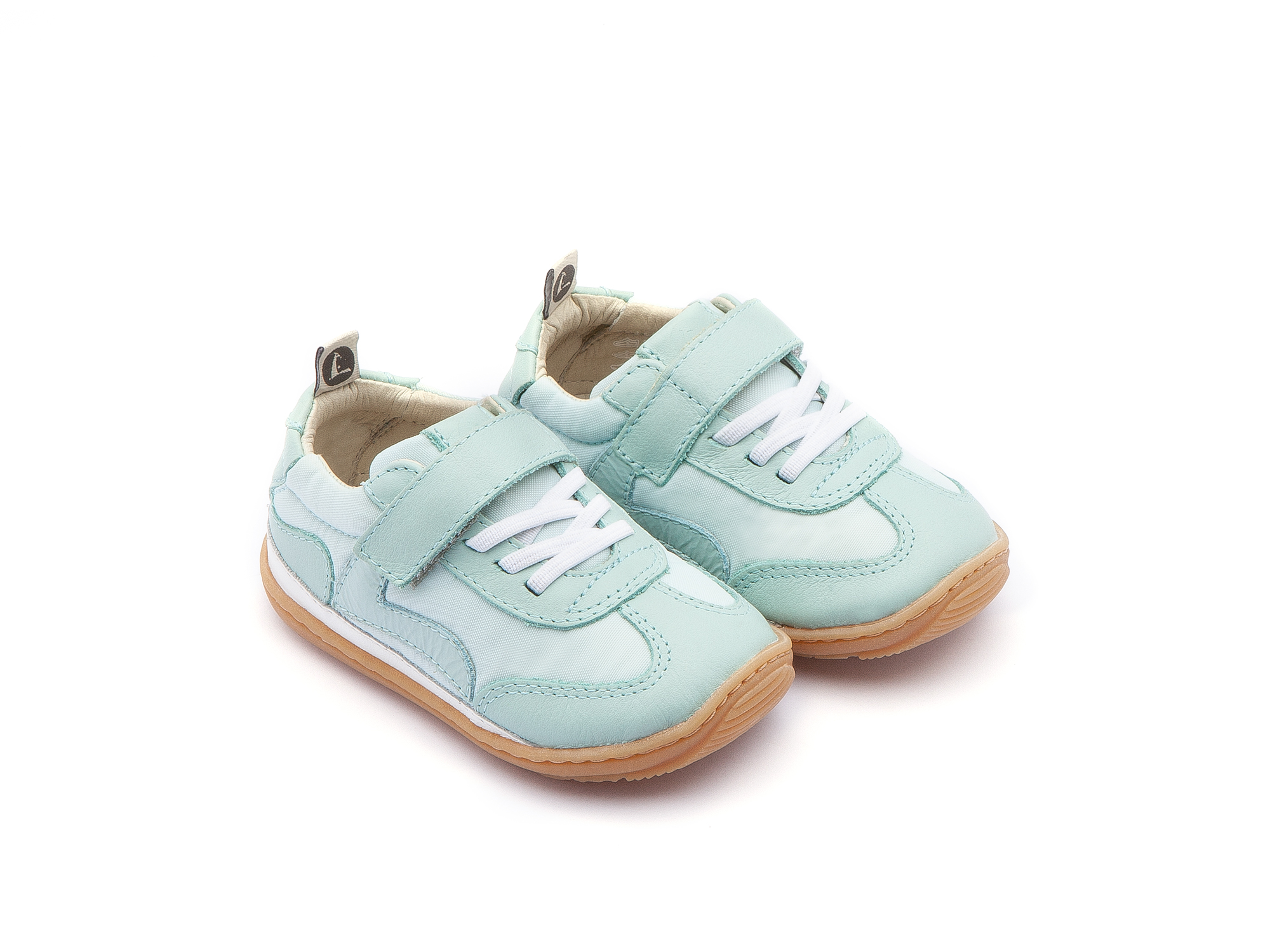 Tênis Starty Light Blue Nylon/ Aquamarine Baby 0 à 2 anos - 0